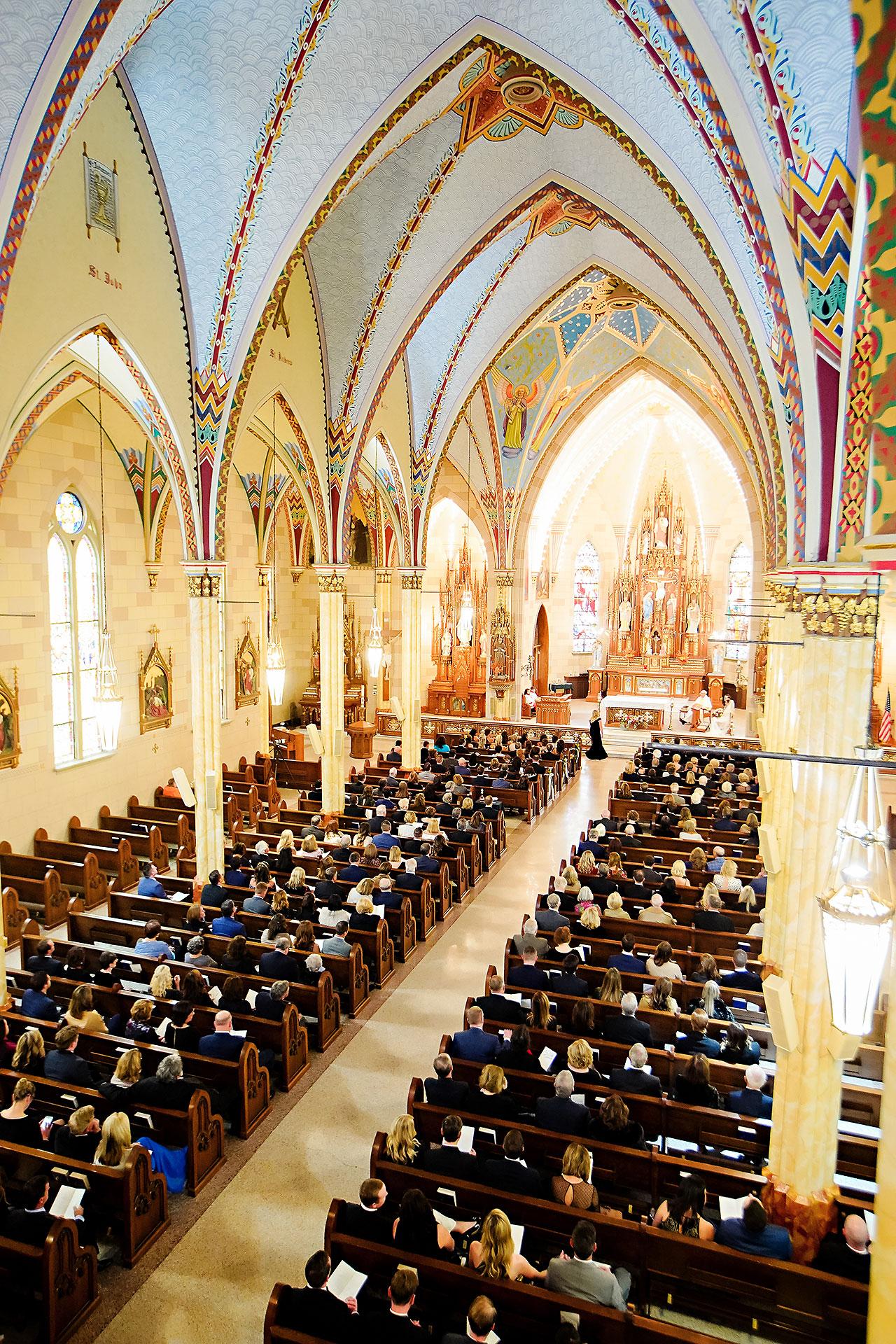 Lucia Matt Sacred Heart Ceremony 208