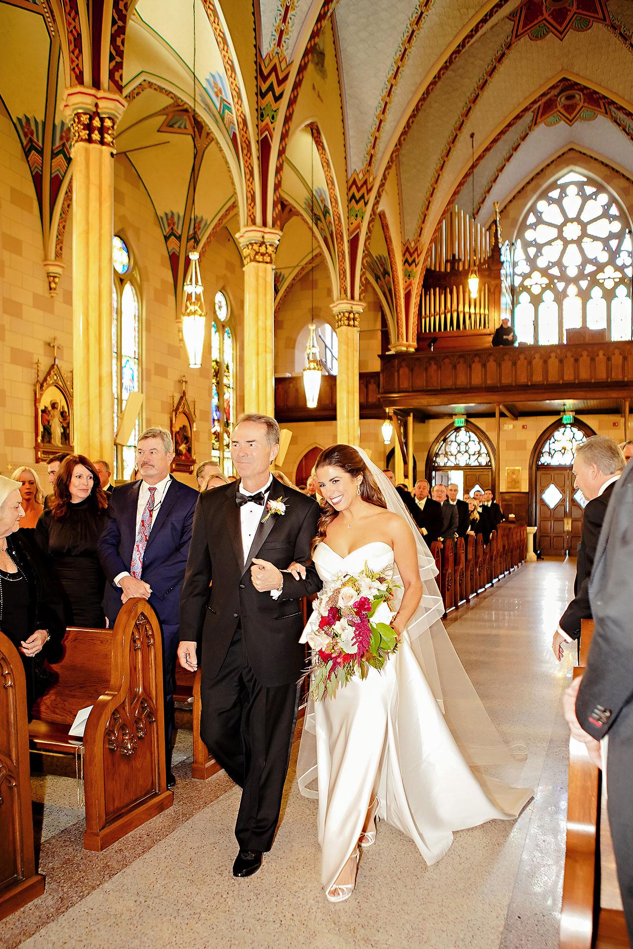 Lucia Matt Sacred Heart Ceremony 203