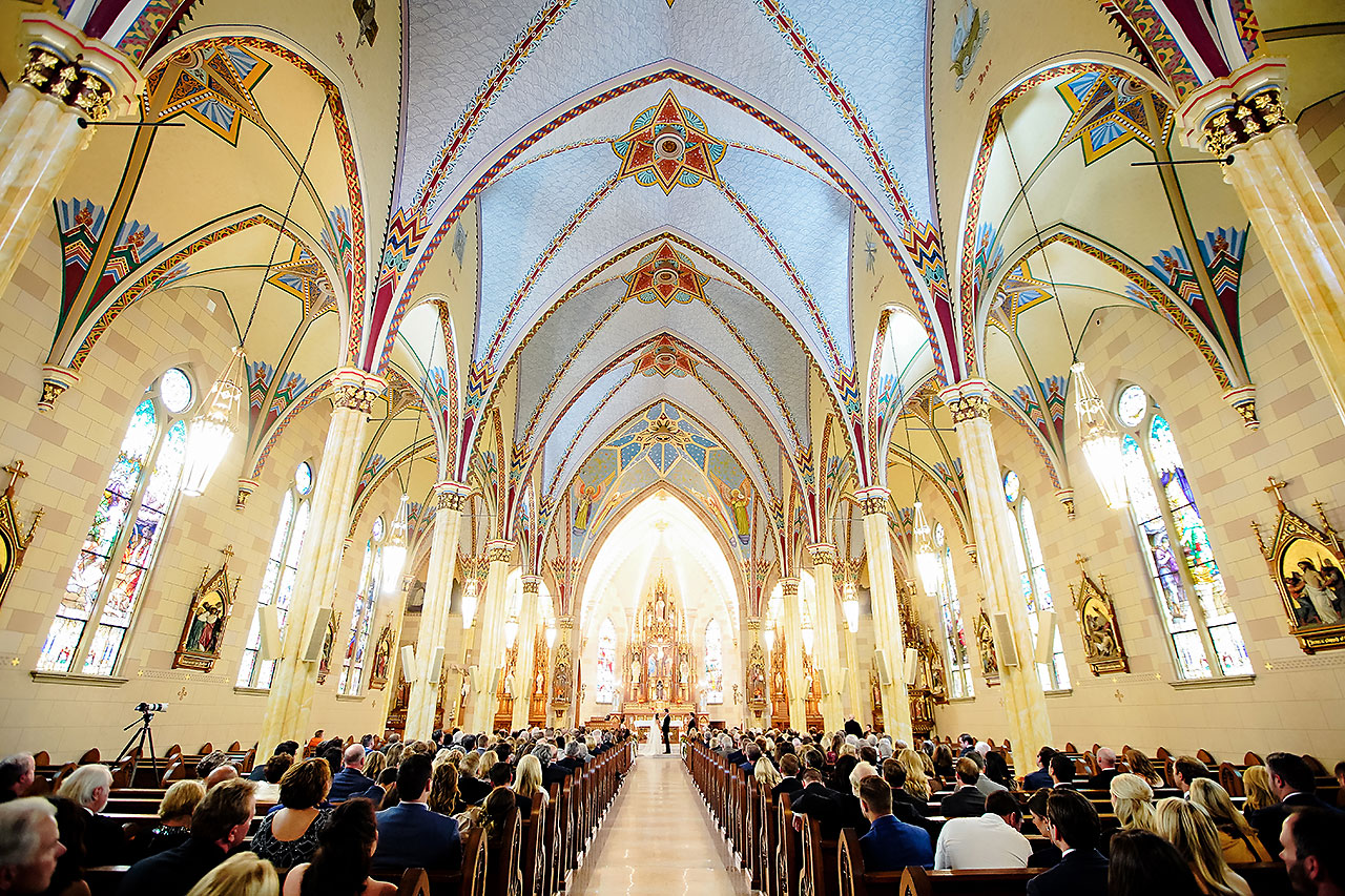 Lucia Matt Sacred Heart Ceremony 204
