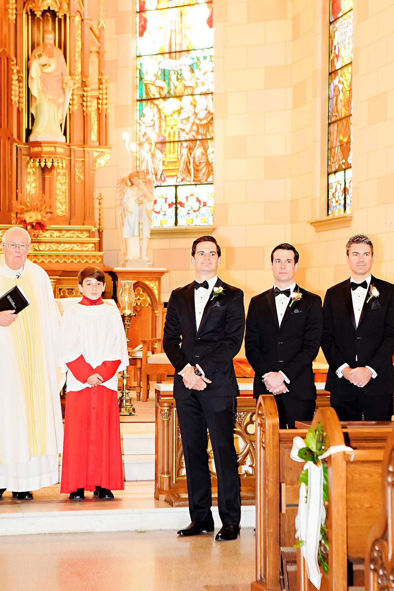 Lucia Matt Sacred Heart Ceremony 201