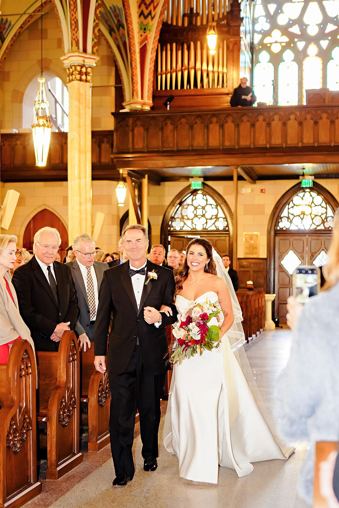 Lucia Matt Sacred Heart Ceremony 202