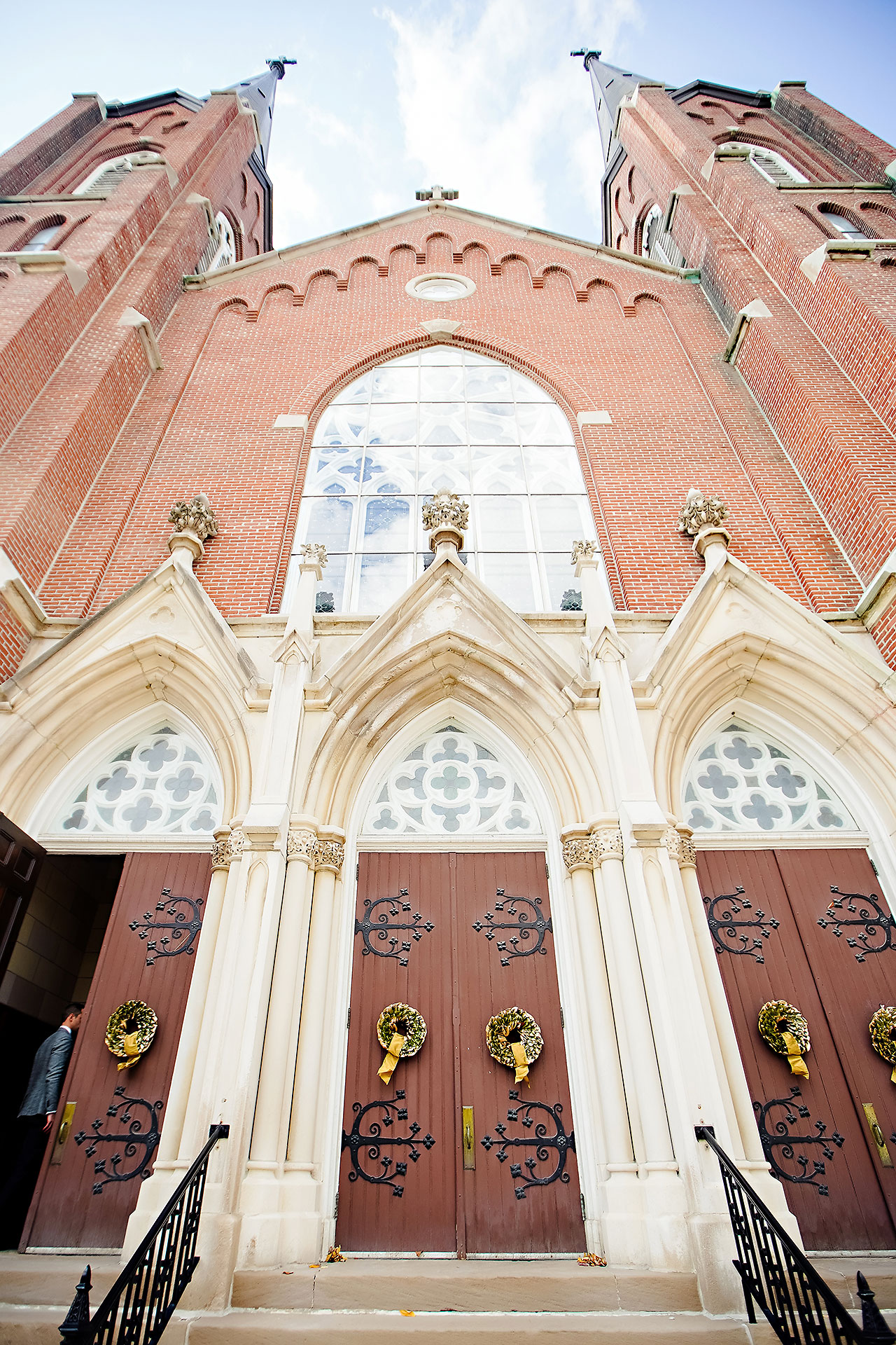 Lucia Matt Sacred Heart Ceremony 188