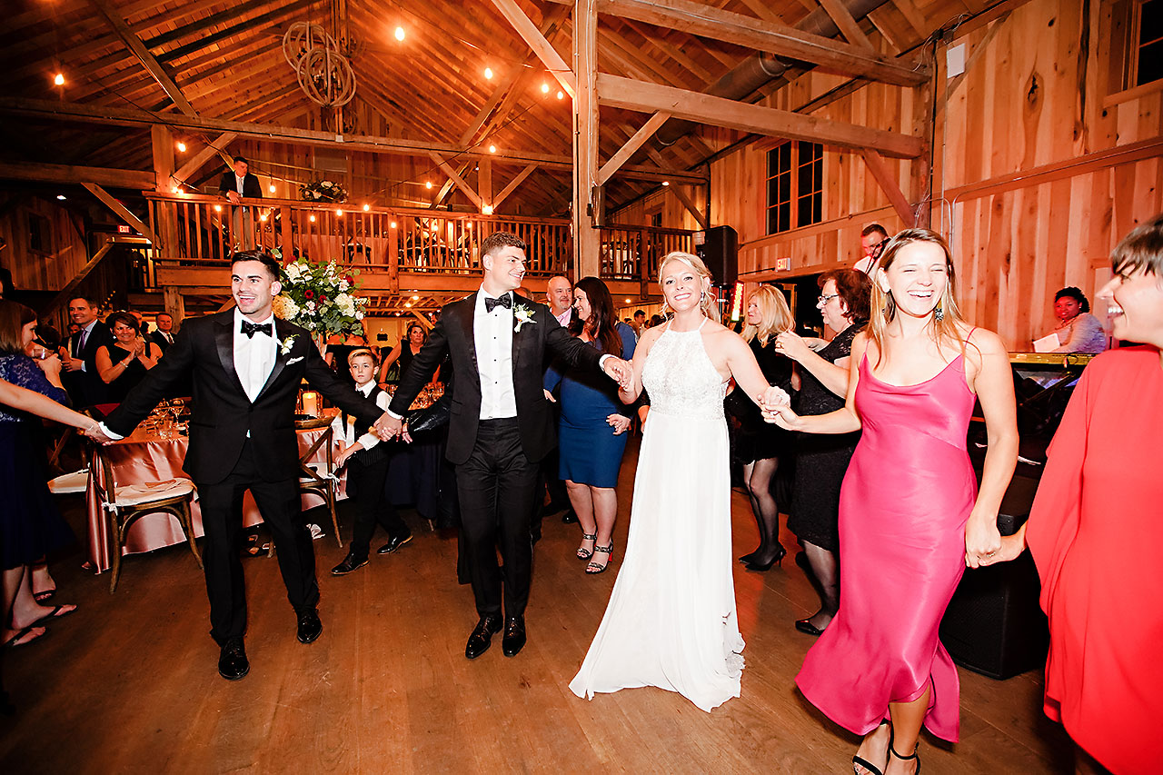 Samantha Grant Lindley Farmstead at Chatham Hills Wedding 339