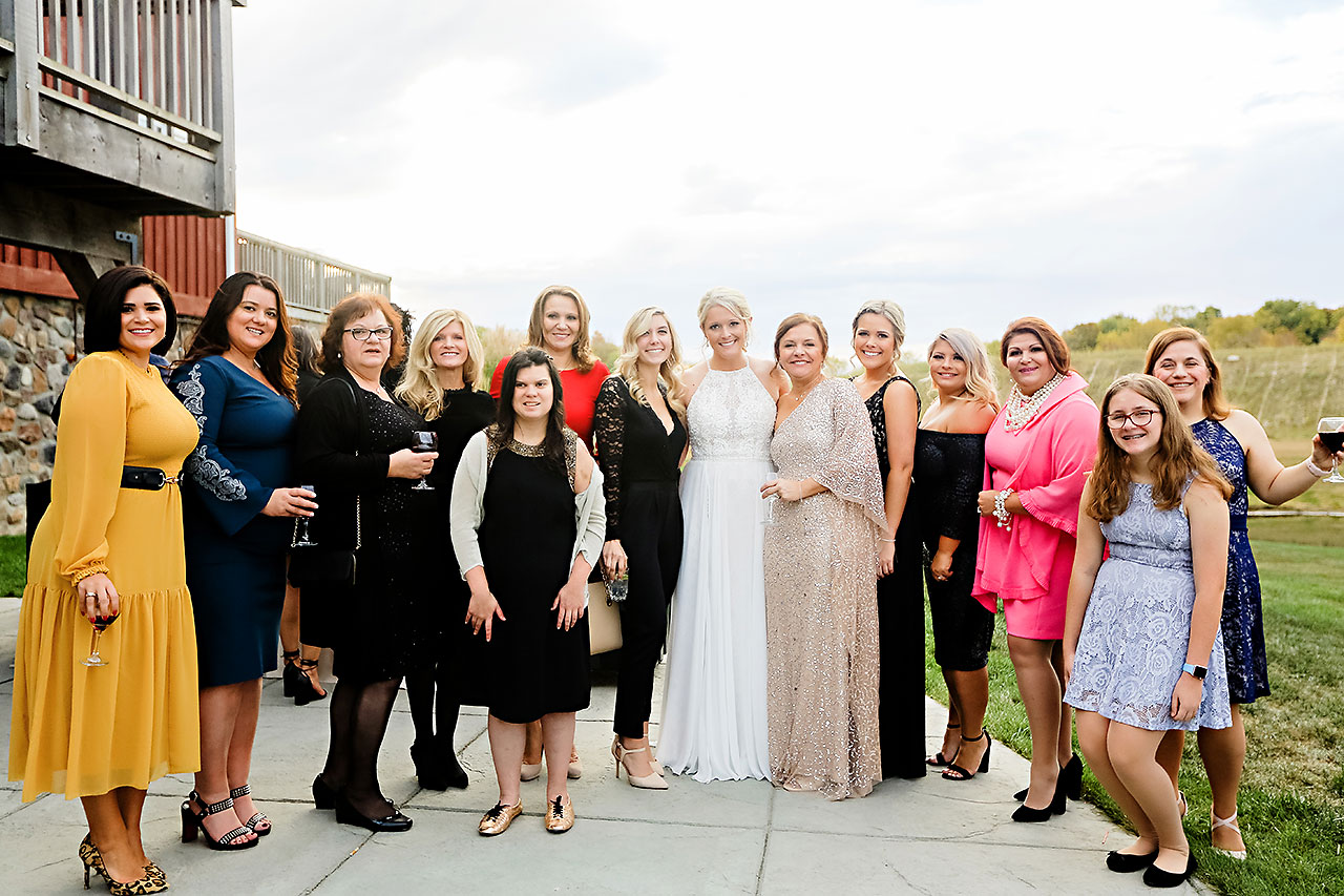 Samantha Grant Lindley Farmstead at Chatham Hills Wedding 263