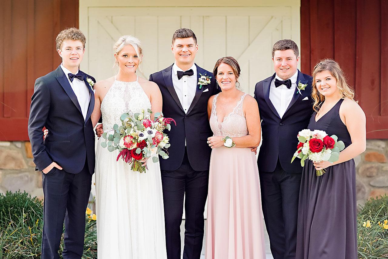Samantha Grant Lindley Farmstead at Chatham Hills Wedding 183