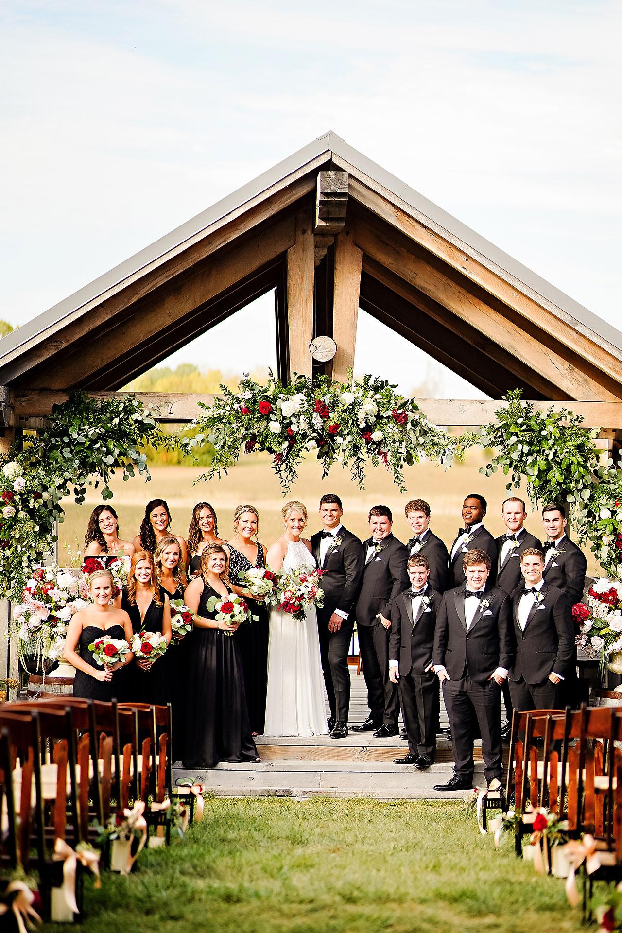 Samantha Grant Lindley Farmstead at Chatham Hills Wedding 184