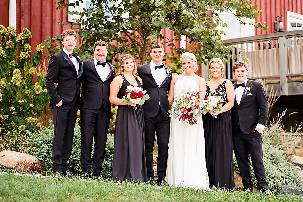 Samantha Grant Lindley Farmstead at Chatham Hills Wedding 182