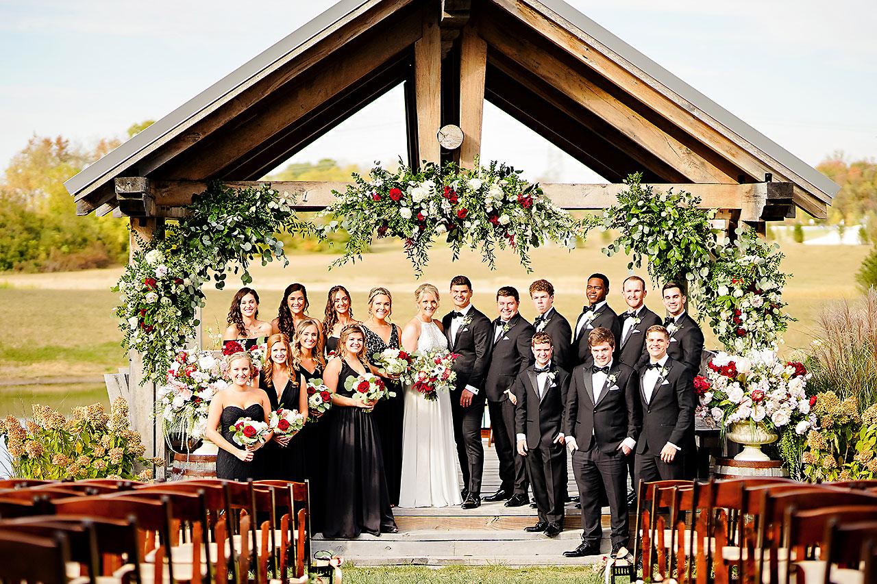Samantha Grant Lindley Farmstead at Chatham Hills Wedding 176