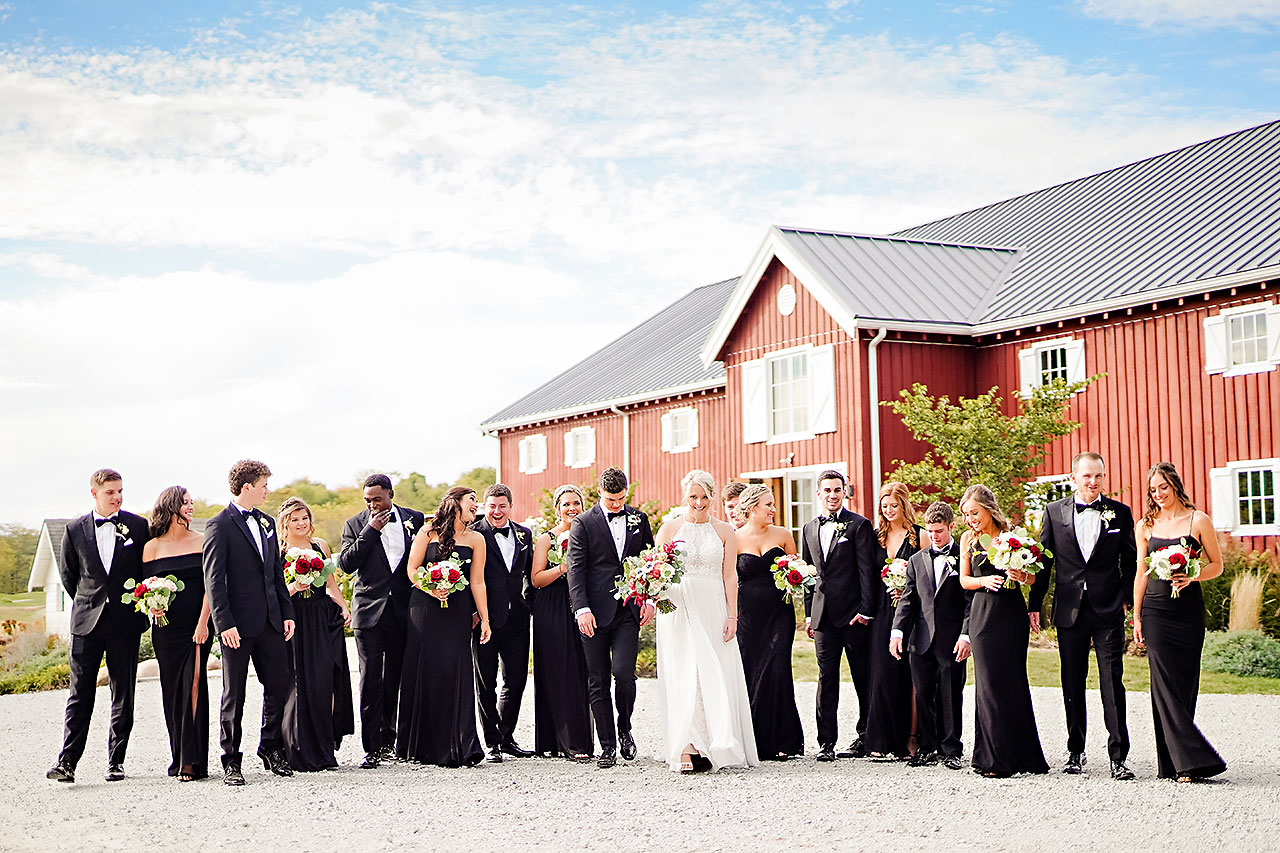 Samantha Grant Lindley Farmstead at Chatham Hills Wedding 174