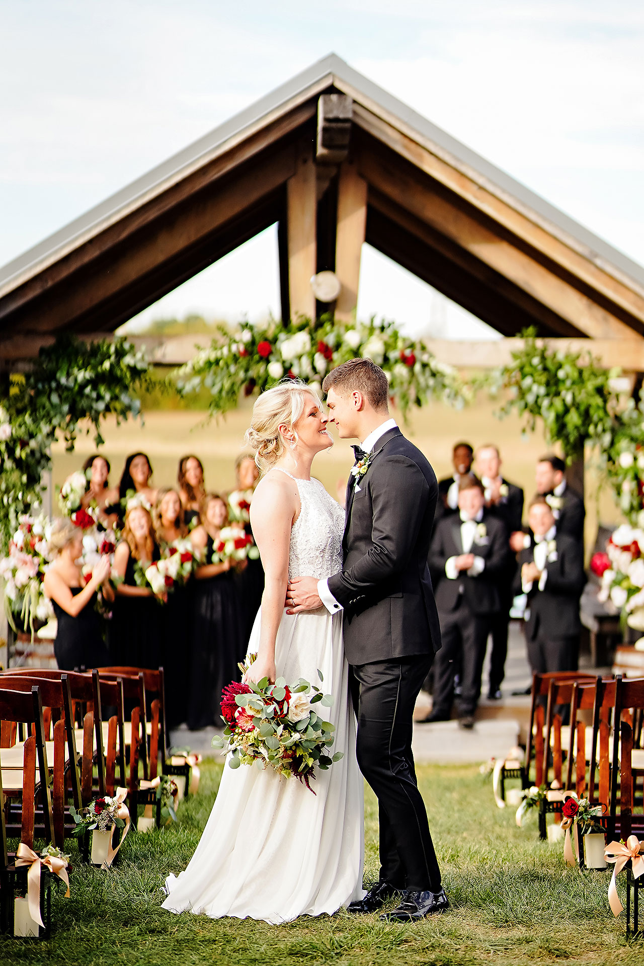 Samantha Grant Lindley Farmstead at Chatham Hills Wedding 172