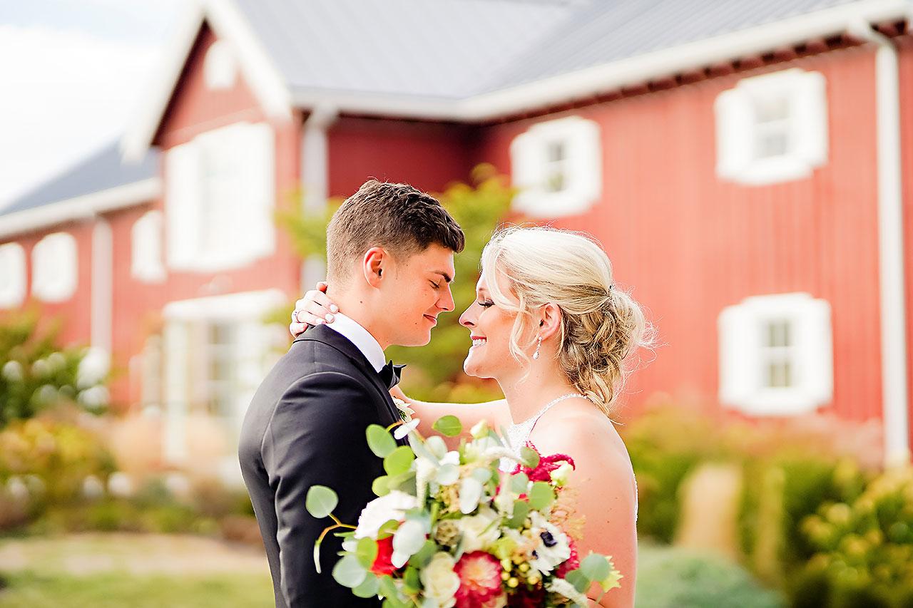 Samantha Grant Lindley Farmstead at Chatham Hills Wedding 158
