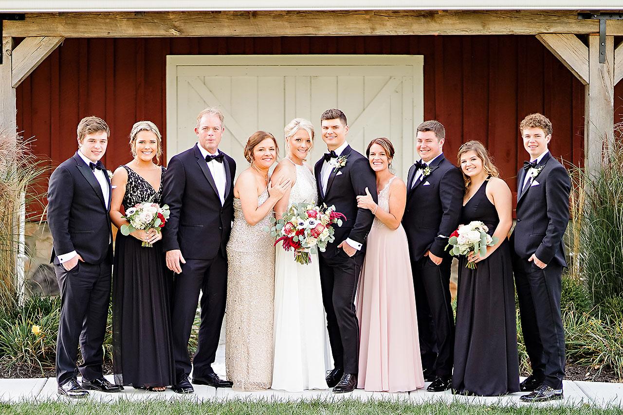 Samantha Grant Lindley Farmstead at Chatham Hills Wedding 155