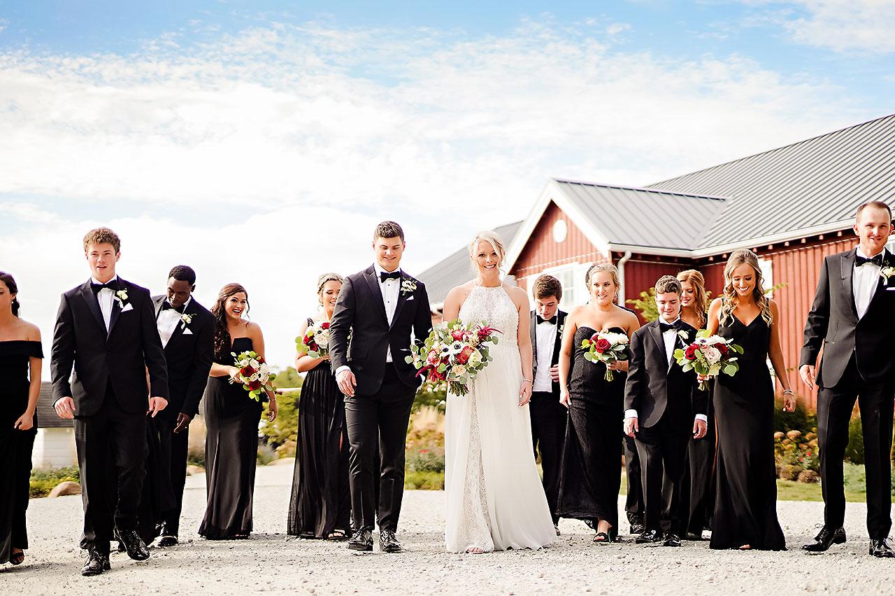 Samantha Grant Lindley Farmstead at Chatham Hills Wedding 157