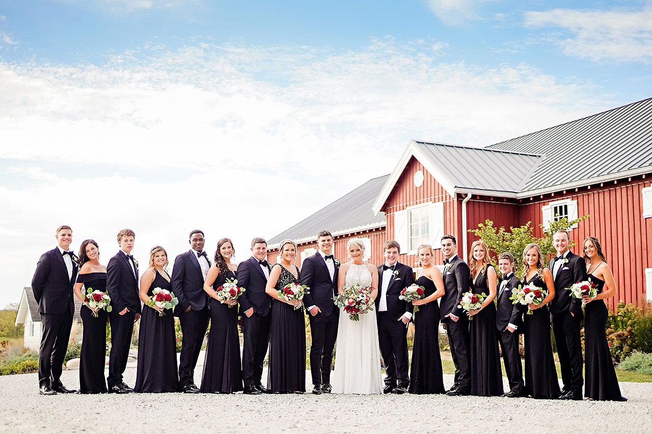 Samantha Grant Lindley Farmstead at Chatham Hills Wedding 152