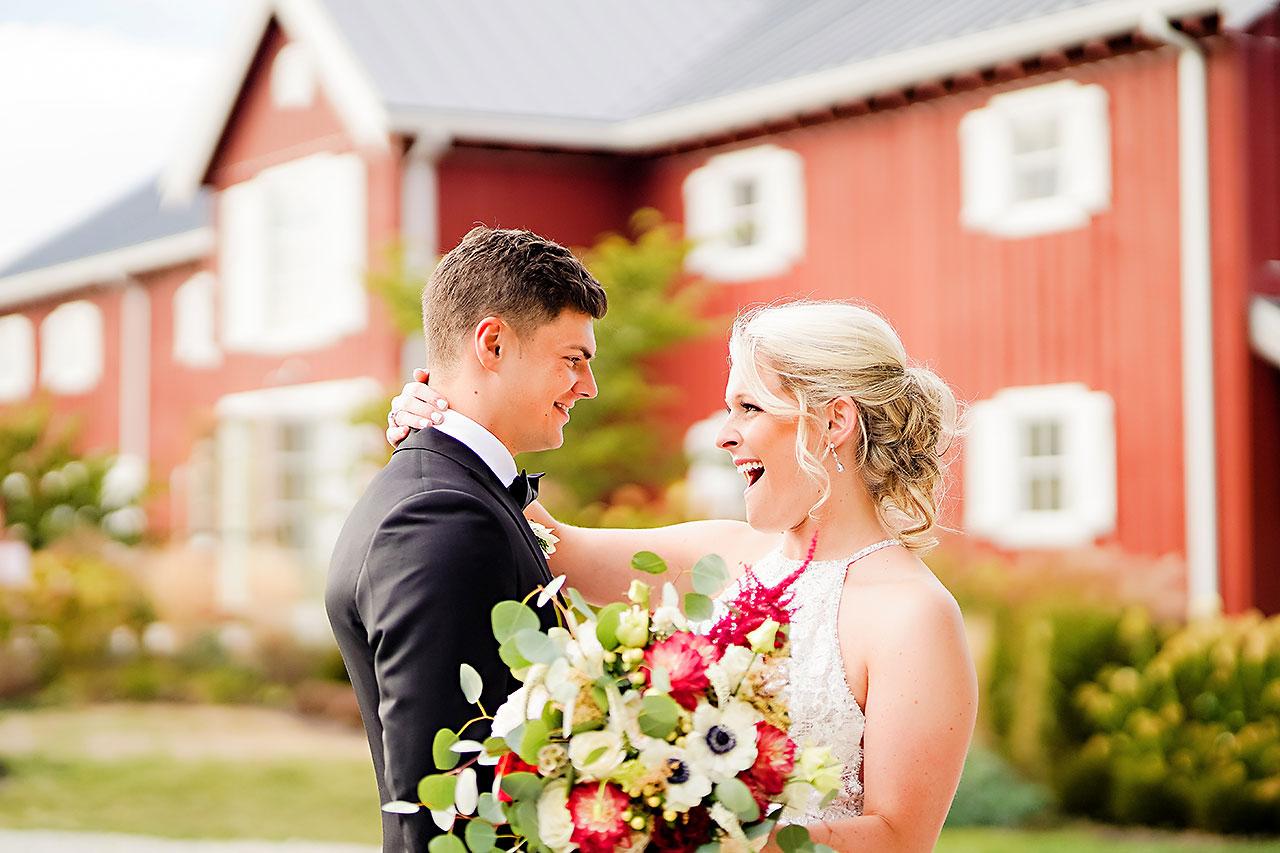 SAMANTHA + GRANT | LINDLEY FARMSTEAD AT CHATHAM HILLS WEDDING