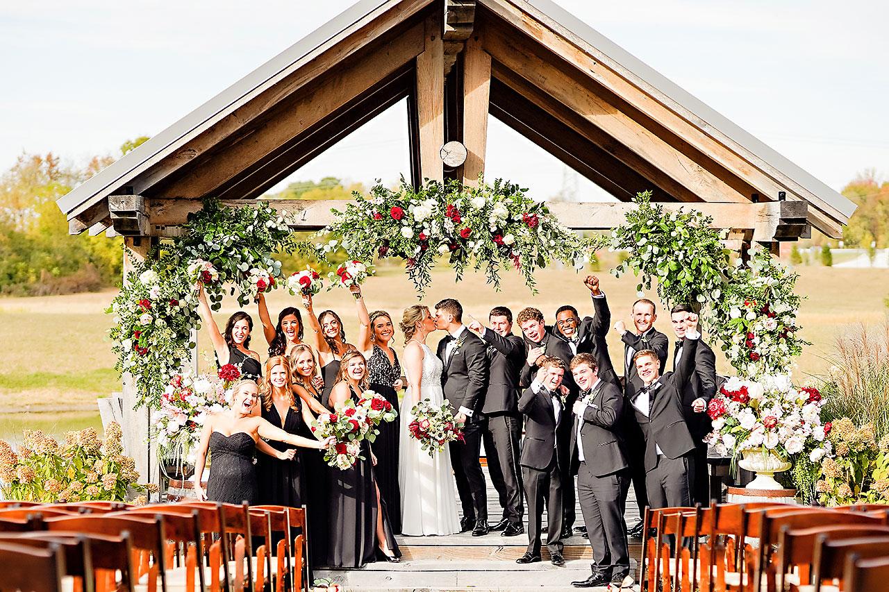 Samantha Grant Lindley Farmstead at Chatham Hills Wedding 154