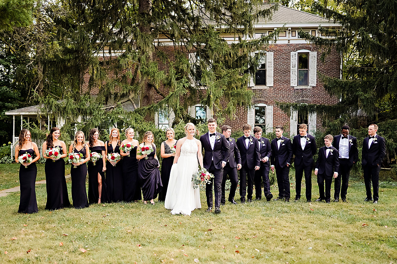 Samantha Grant Lindley Farmstead at Chatham Hills Wedding 130