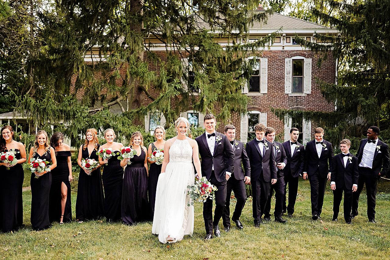 Samantha Grant Lindley Farmstead at Chatham Hills Wedding 125