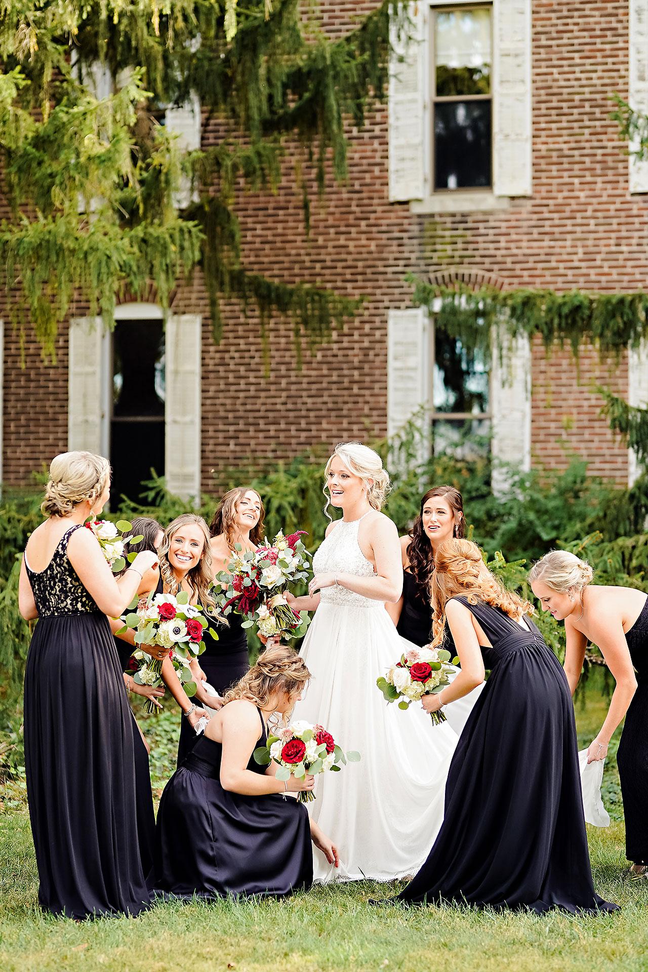 Samantha Grant Lindley Farmstead at Chatham Hills Wedding 111