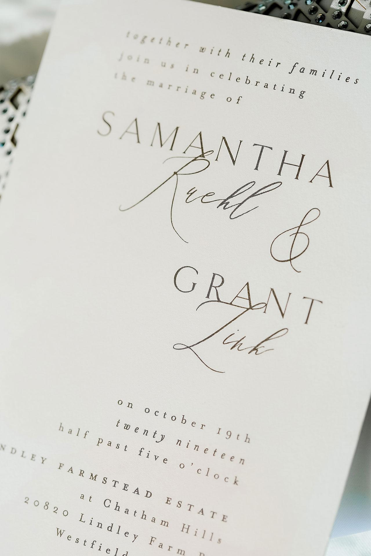 Samantha Grant Lindley Farmstead at Chatham Hills Wedding 001