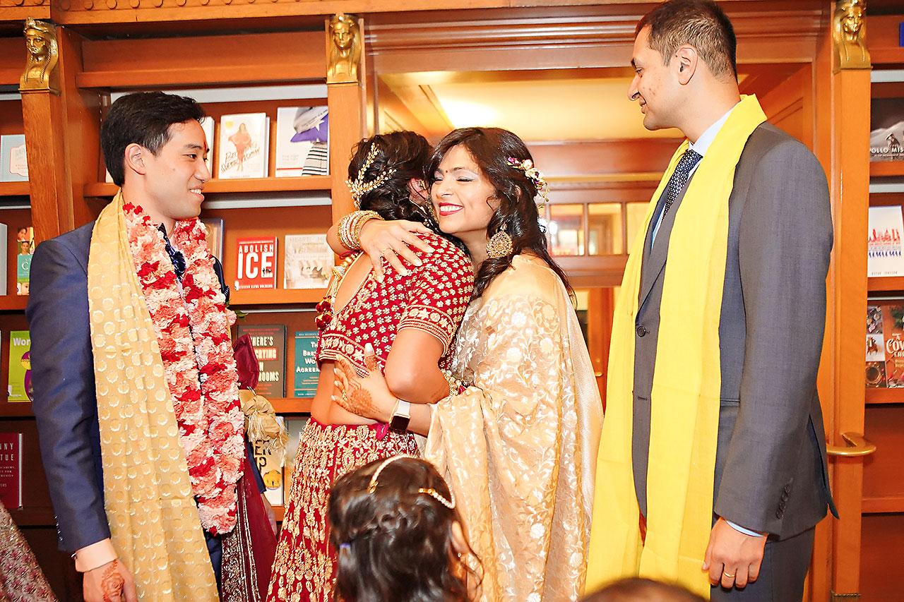 Ritika Jason Chinese Indian Fusion Wedding Ceremony 275