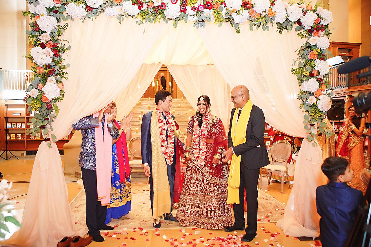 Ritika Jason Chinese Indian Fusion Wedding Ceremony 274