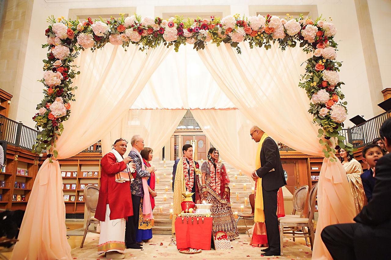Ritika Jason Chinese Indian Fusion Wedding Ceremony 265