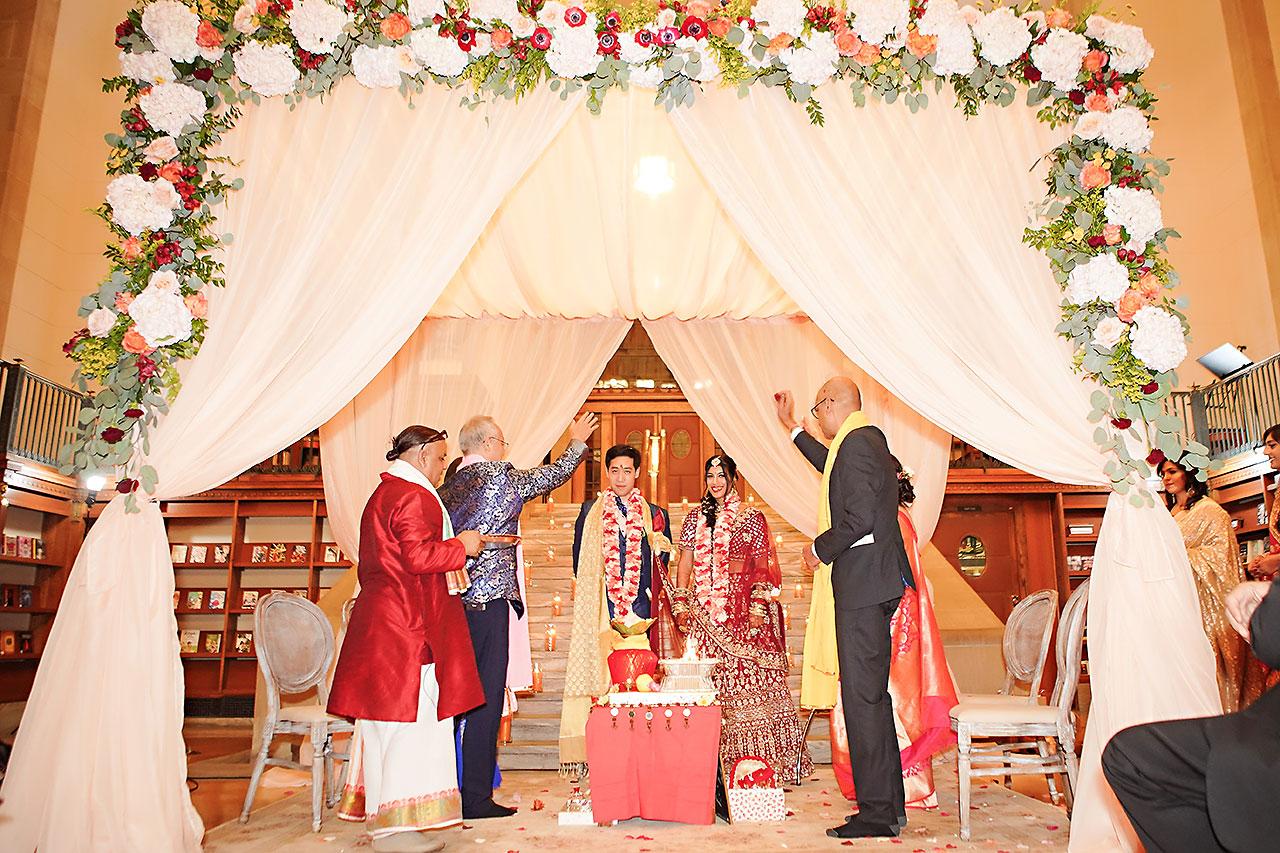Ritika Jason Chinese Indian Fusion Wedding Ceremony 264