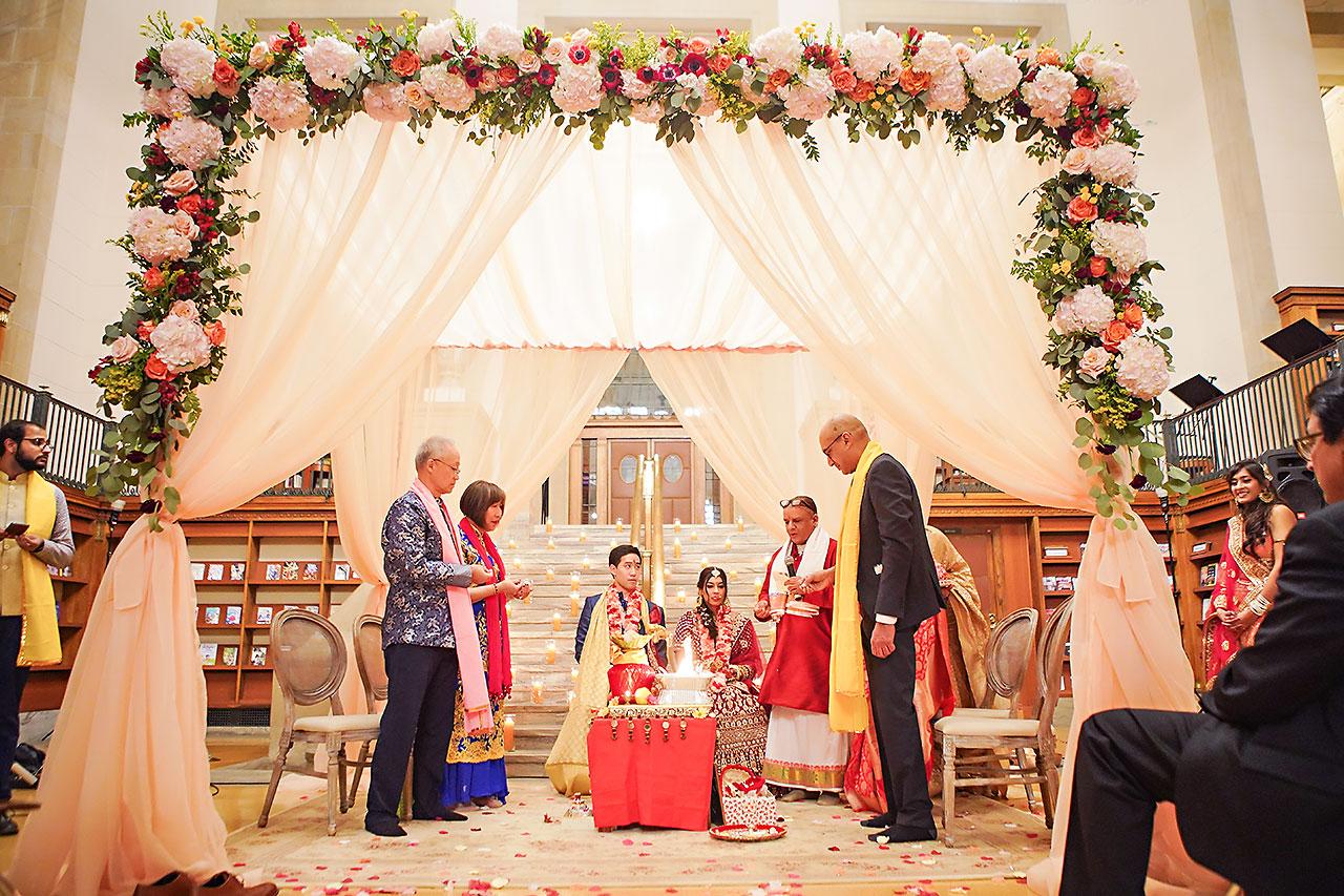 Ritika Jason Chinese Indian Fusion Wedding Ceremony 262