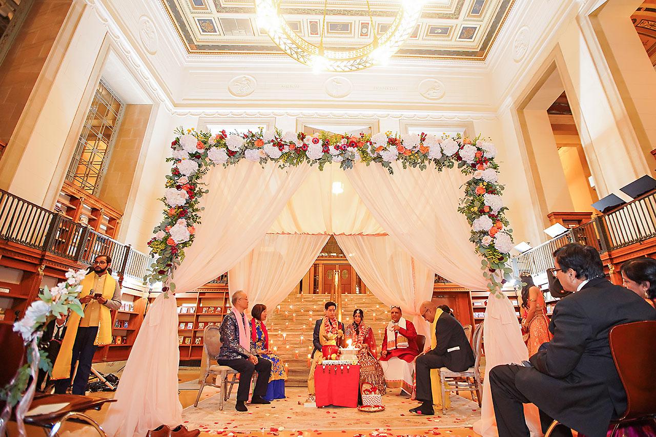 Ritika Jason Chinese Indian Fusion Wedding Ceremony 257