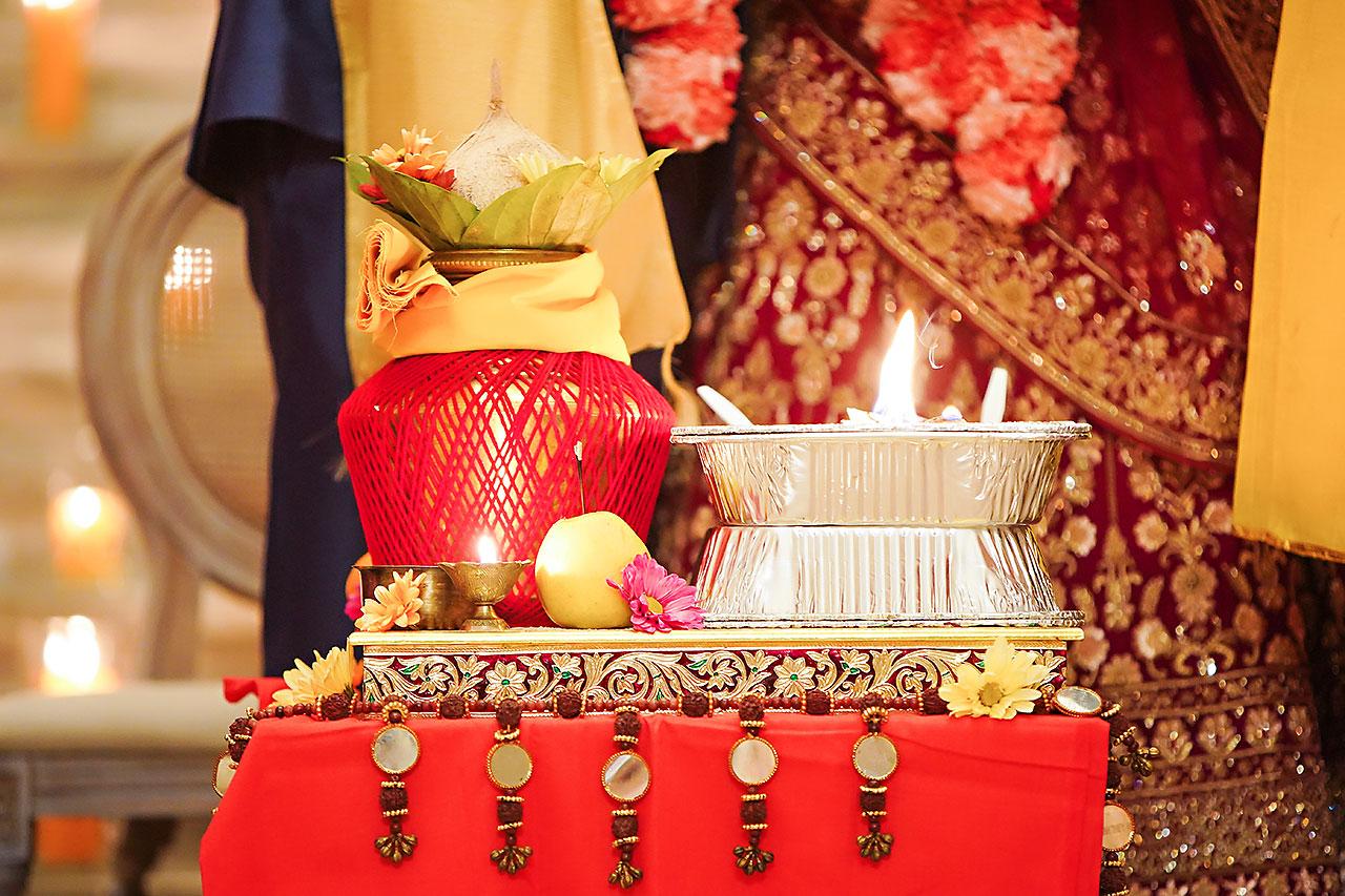 Ritika Jason Chinese Indian Fusion Wedding Ceremony 252