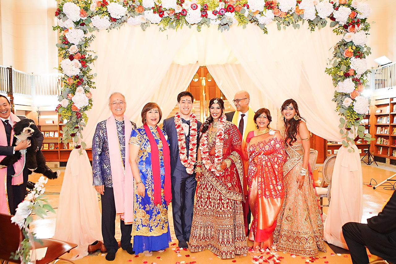 Ritika Jason Chinese Indian Fusion Wedding Ceremony 245
