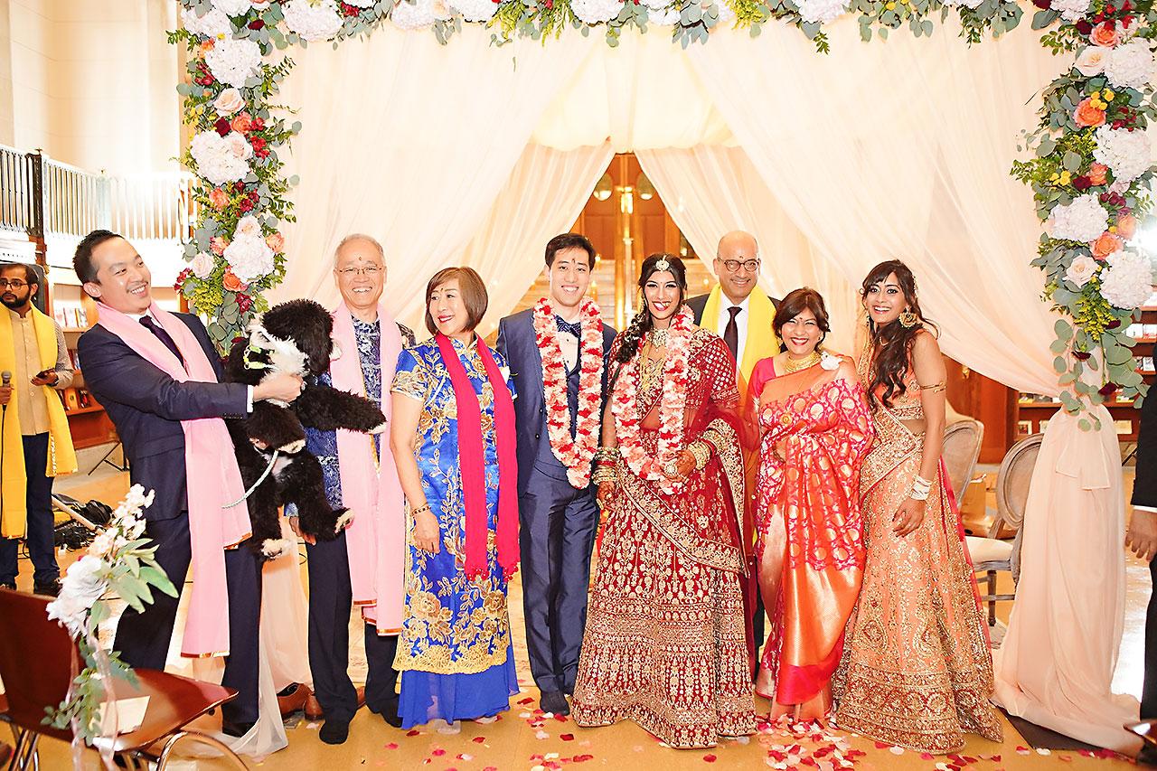 Ritika Jason Chinese Indian Fusion Wedding Ceremony 244
