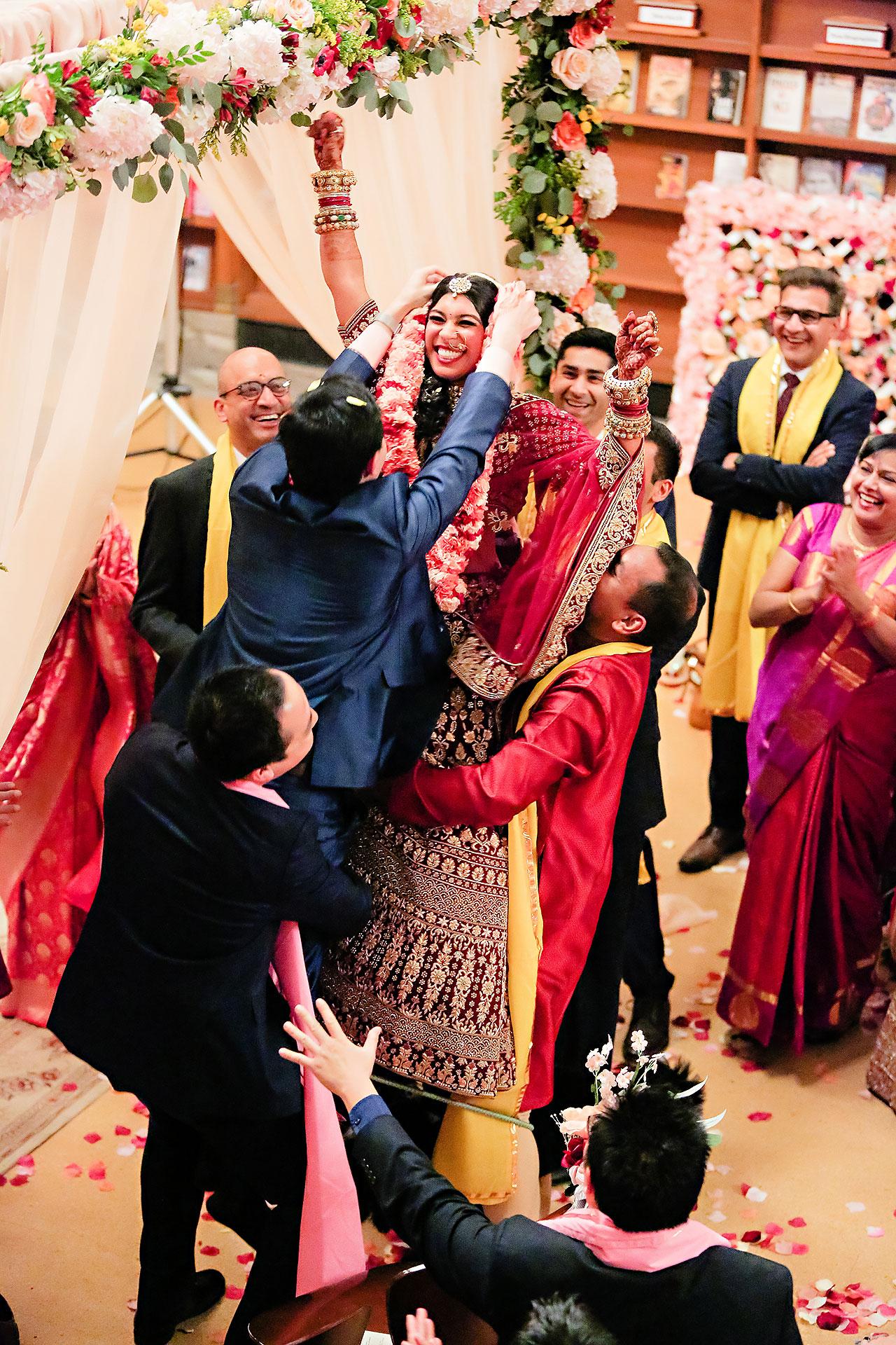 Ritika Jason Chinese Indian Fusion Wedding Ceremony 241