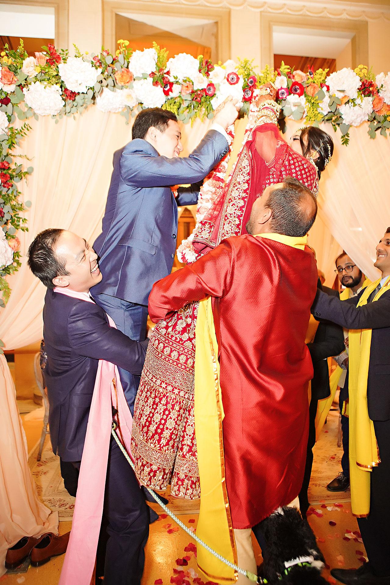 Ritika Jason Chinese Indian Fusion Wedding Ceremony 242