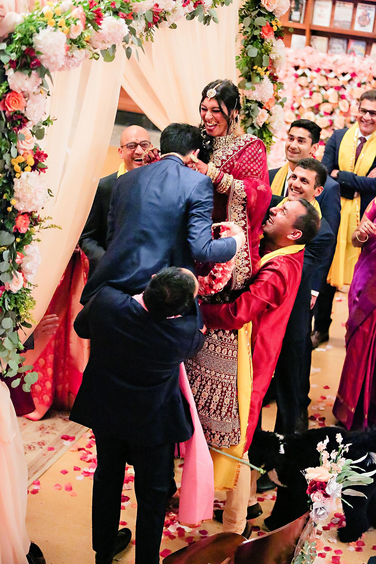 Ritika Jason Chinese Indian Fusion Wedding Ceremony 240