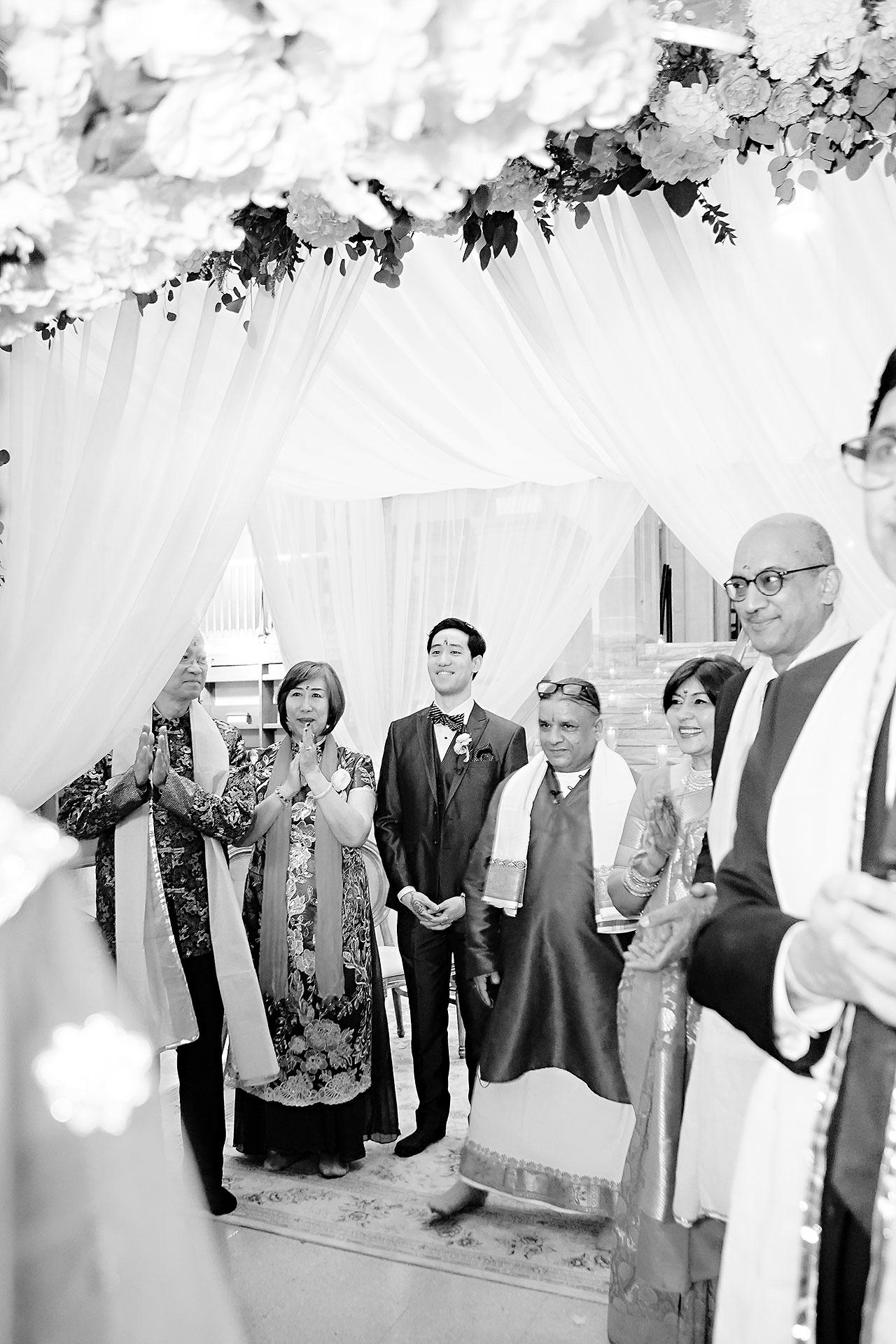 Ritika Jason Chinese Indian Fusion Wedding Ceremony 237