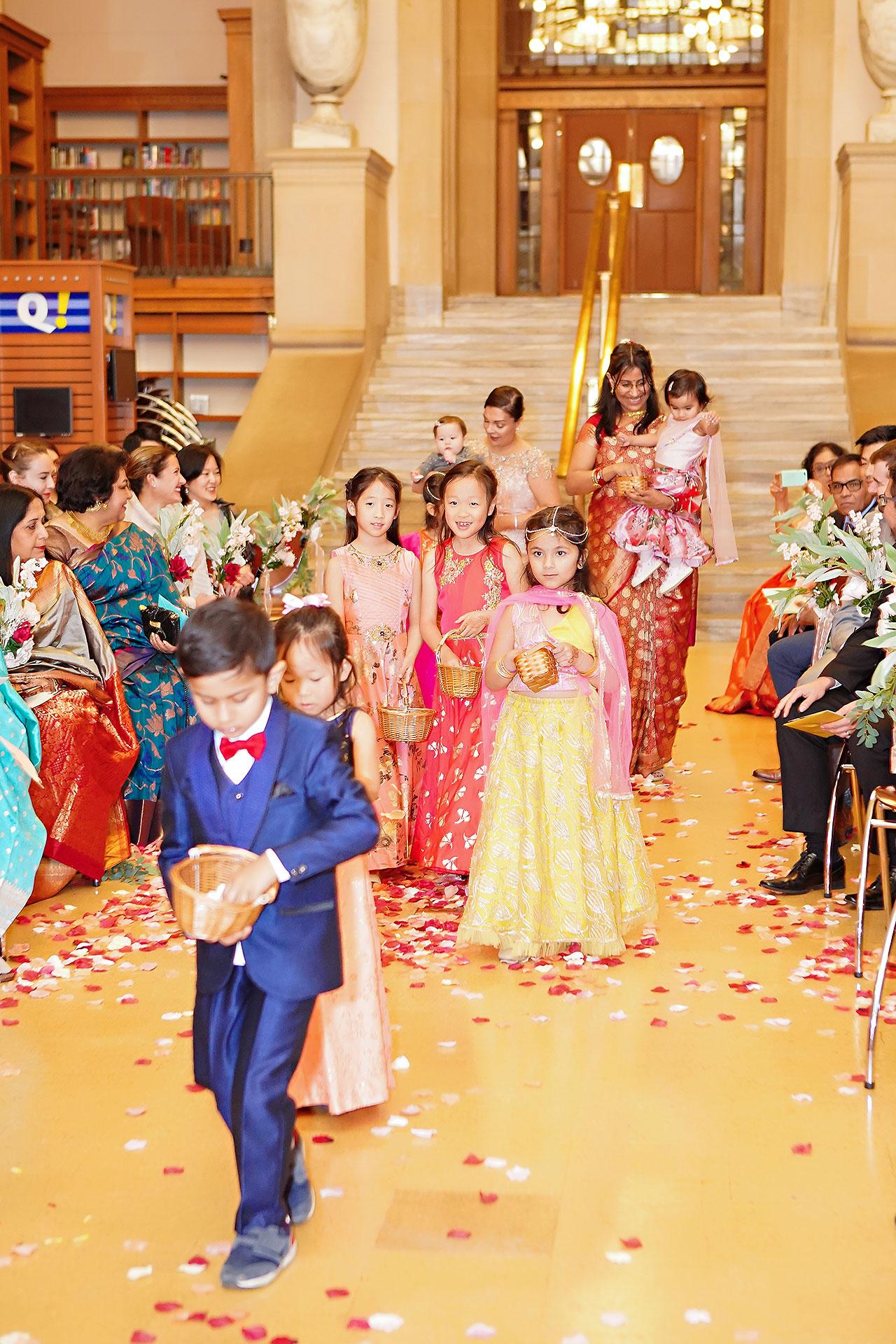 Ritika Jason Chinese Indian Fusion Wedding Ceremony 229
