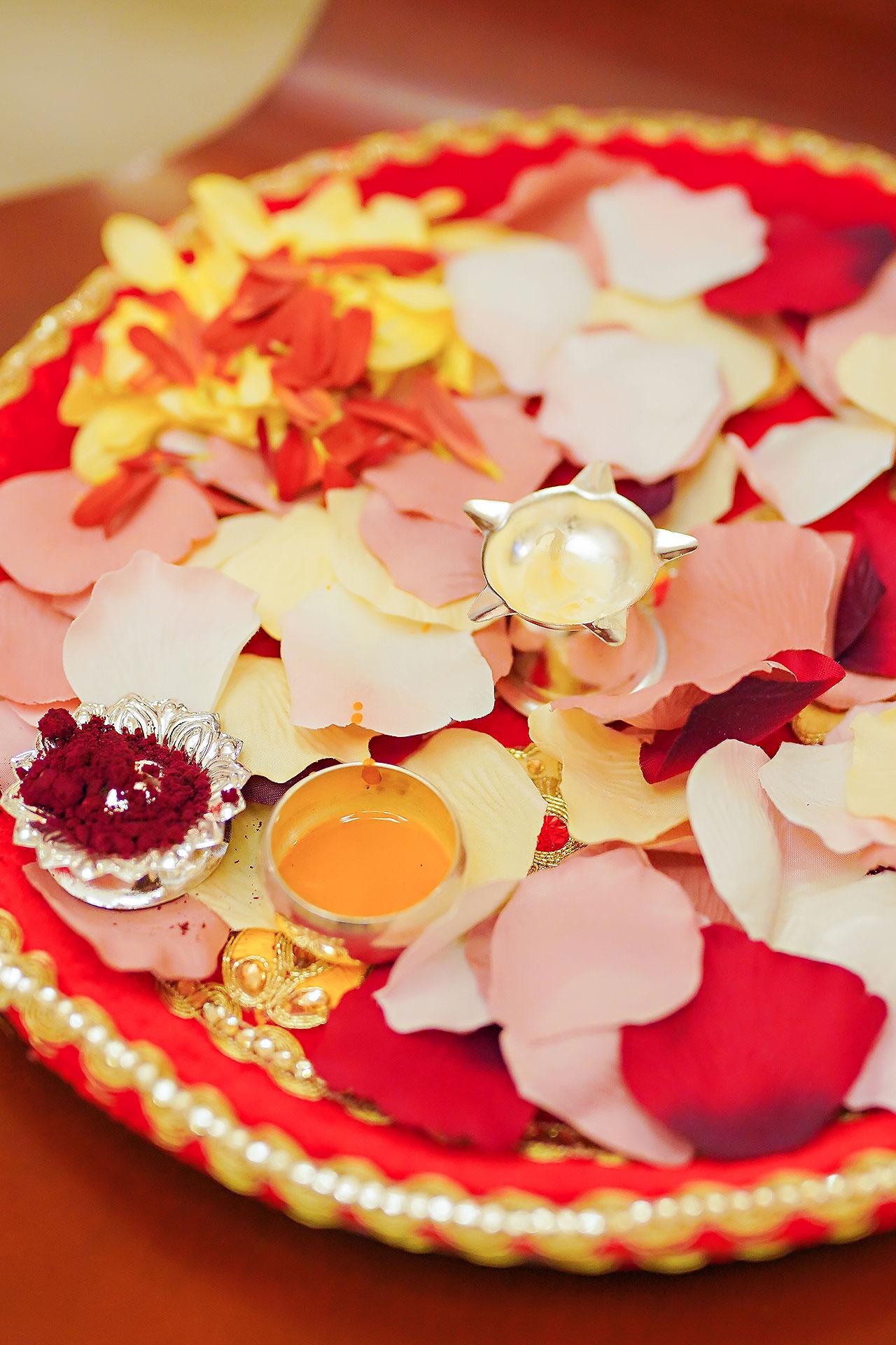 Ritika Jason Chinese Indian Fusion Wedding Ceremony 210