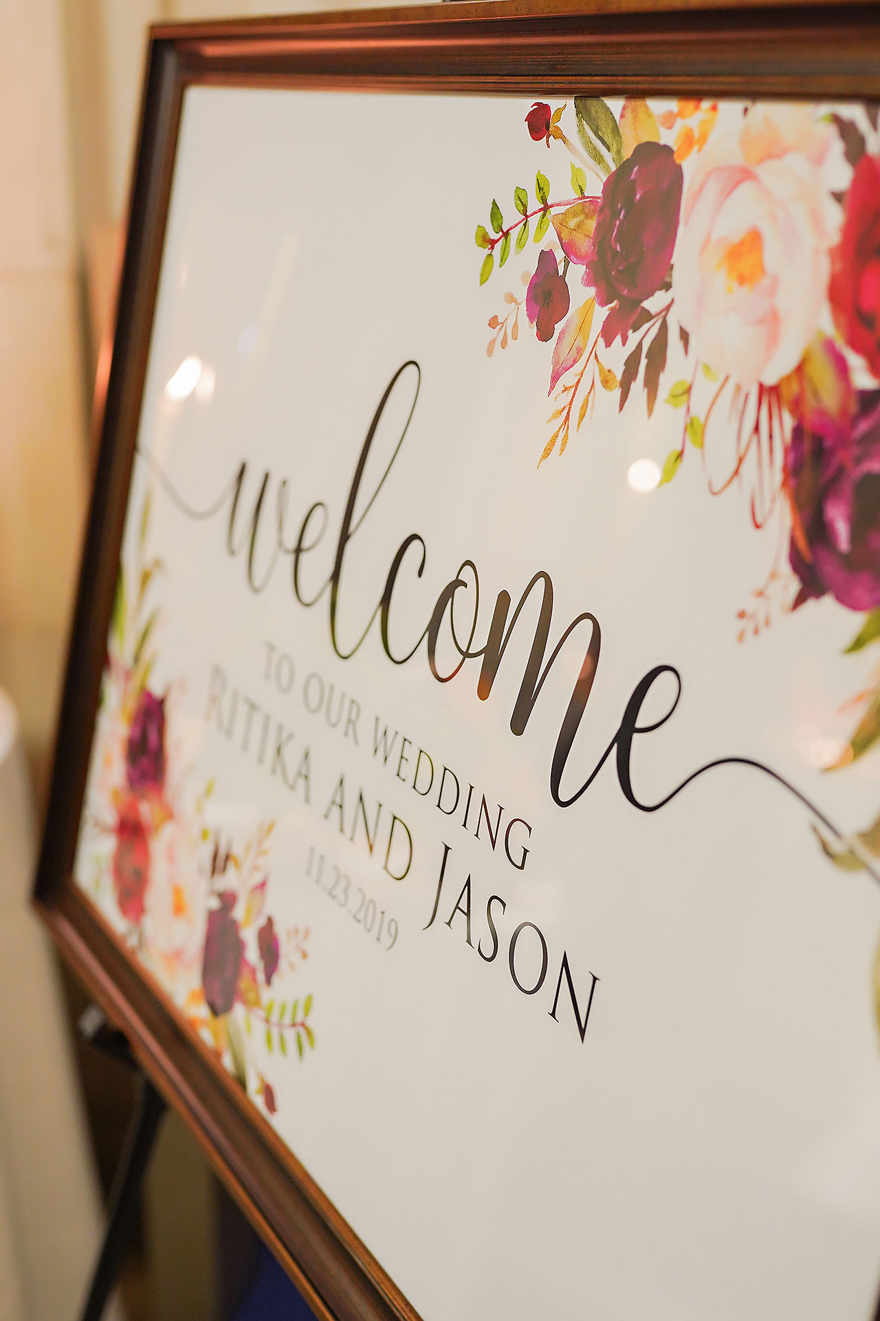 Ritika Jason Chinese Indian Fusion Wedding Ceremony 206