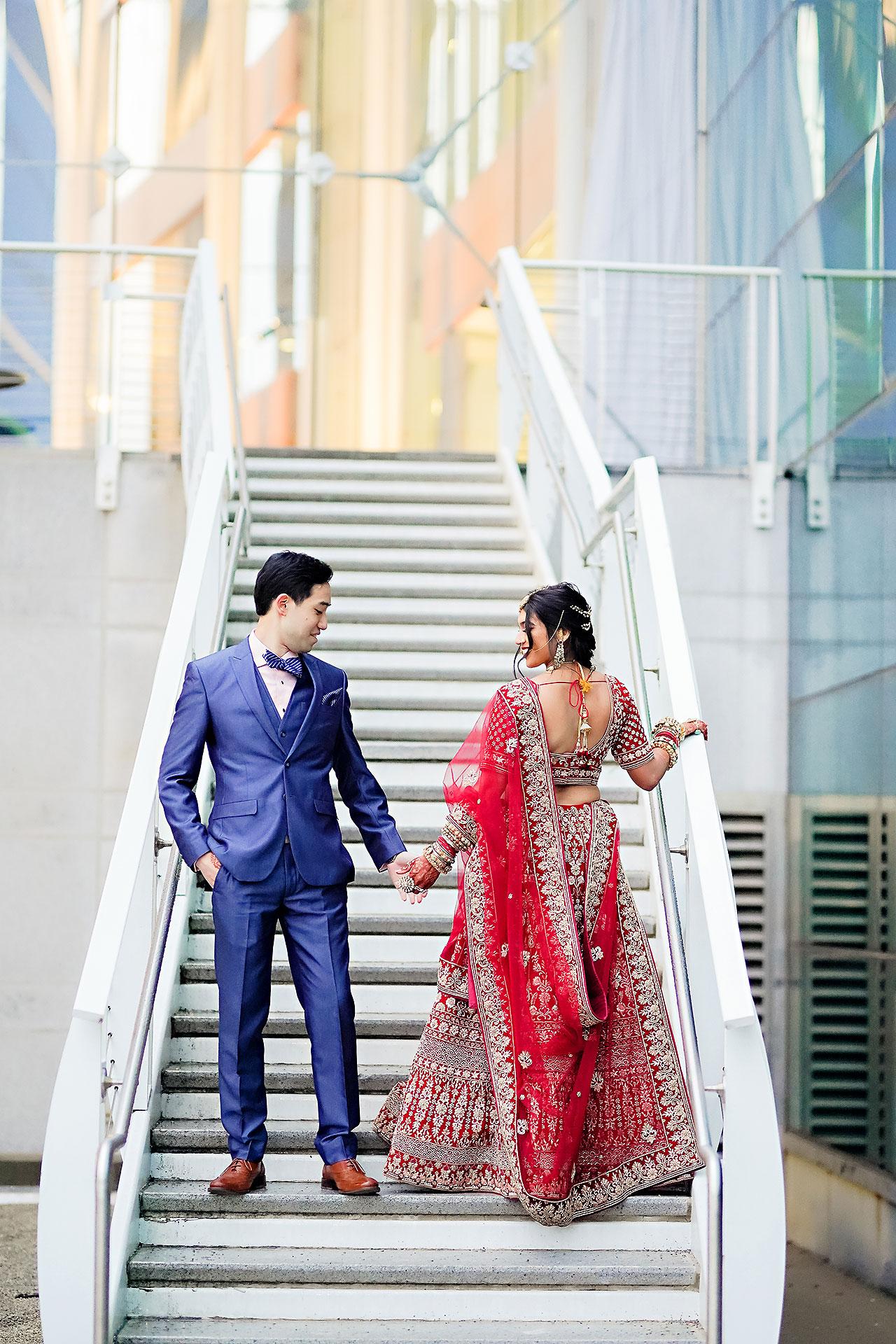 Ritika Jason Chinese Indian Fusion Wedding Ceremony 200