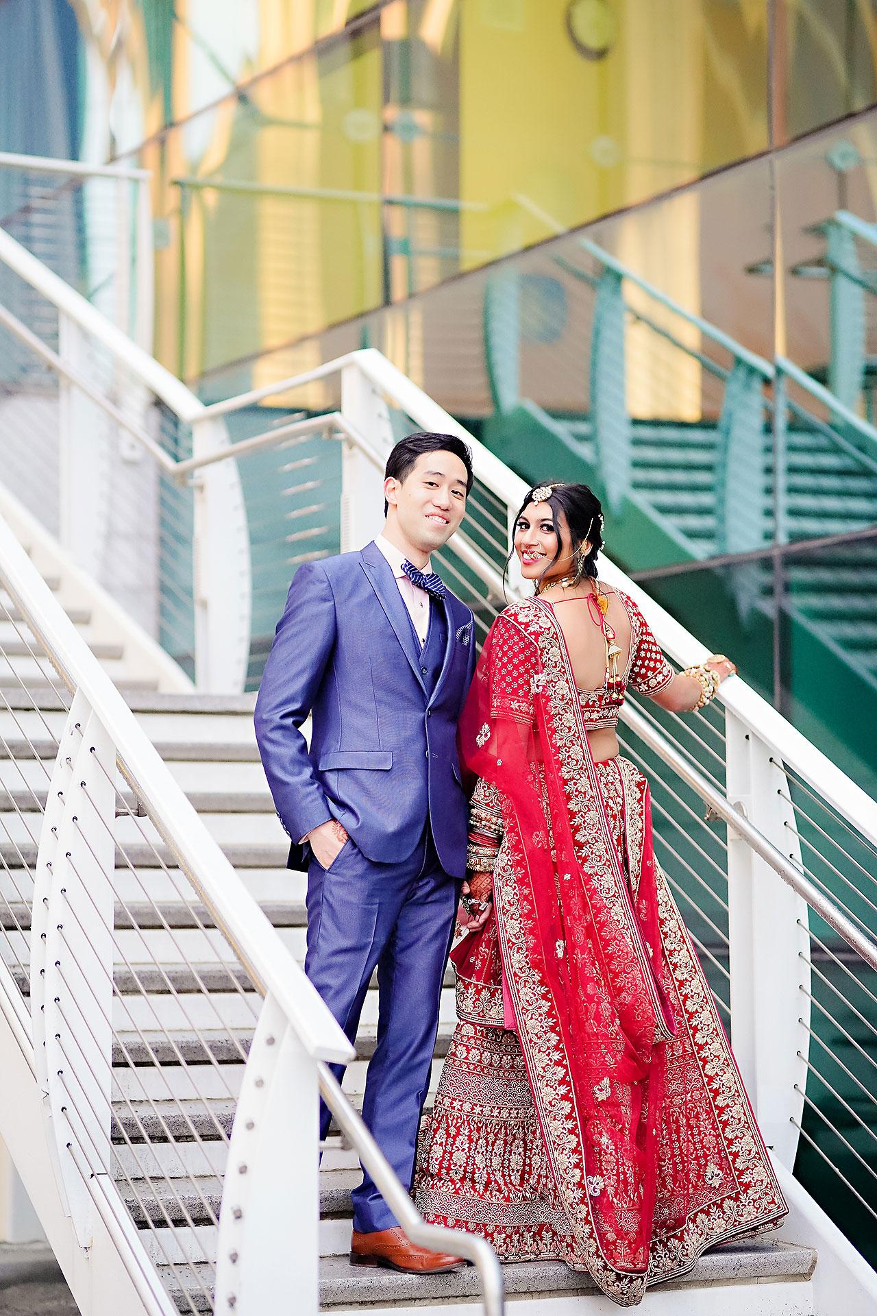 Ritika Jason Chinese Indian Fusion Wedding Ceremony 197