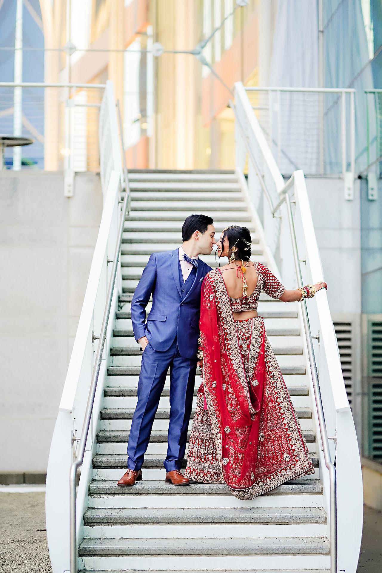 Ritika Jason Chinese Indian Fusion Wedding Ceremony 198