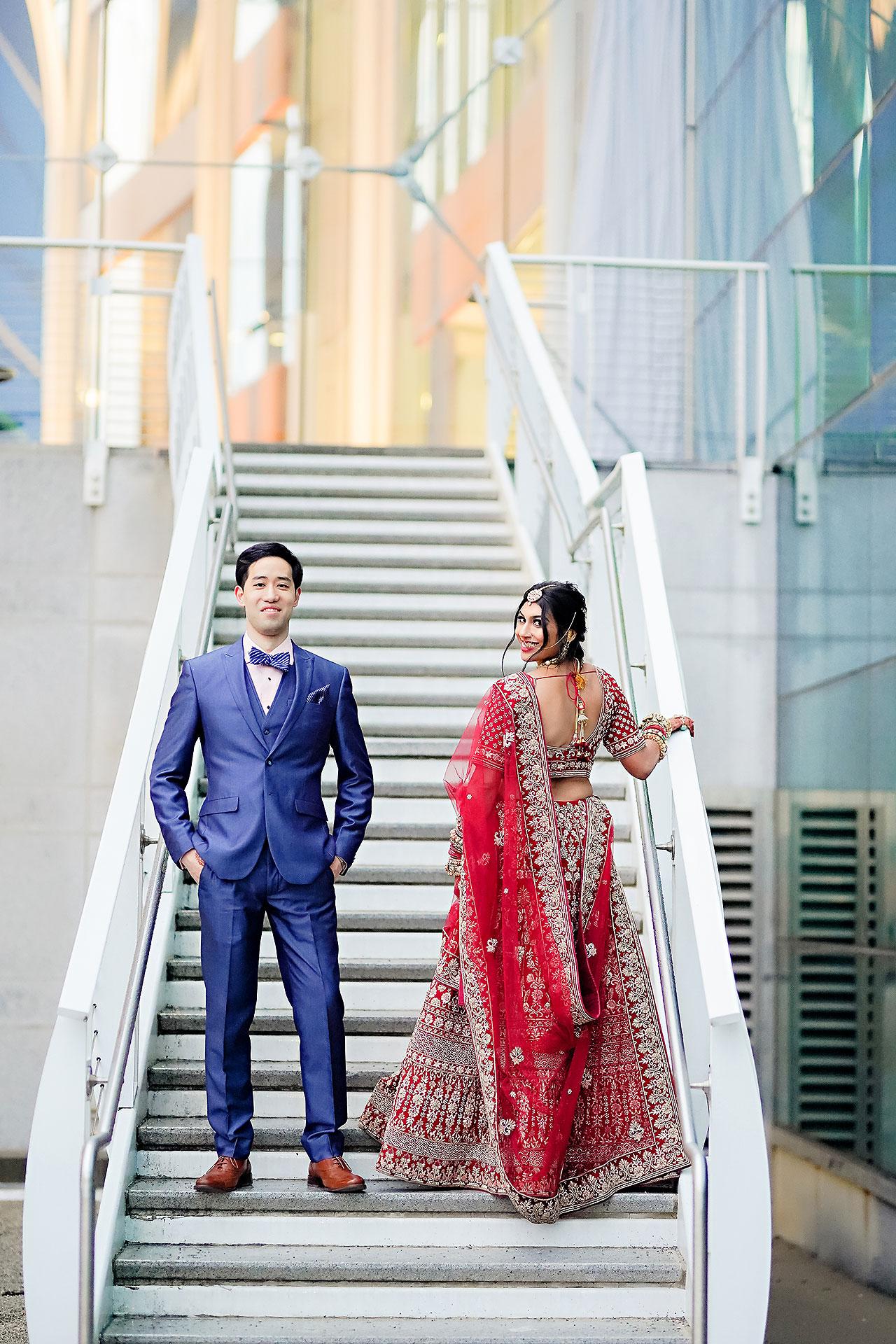 Ritika Jason Chinese Indian Fusion Wedding Ceremony 195