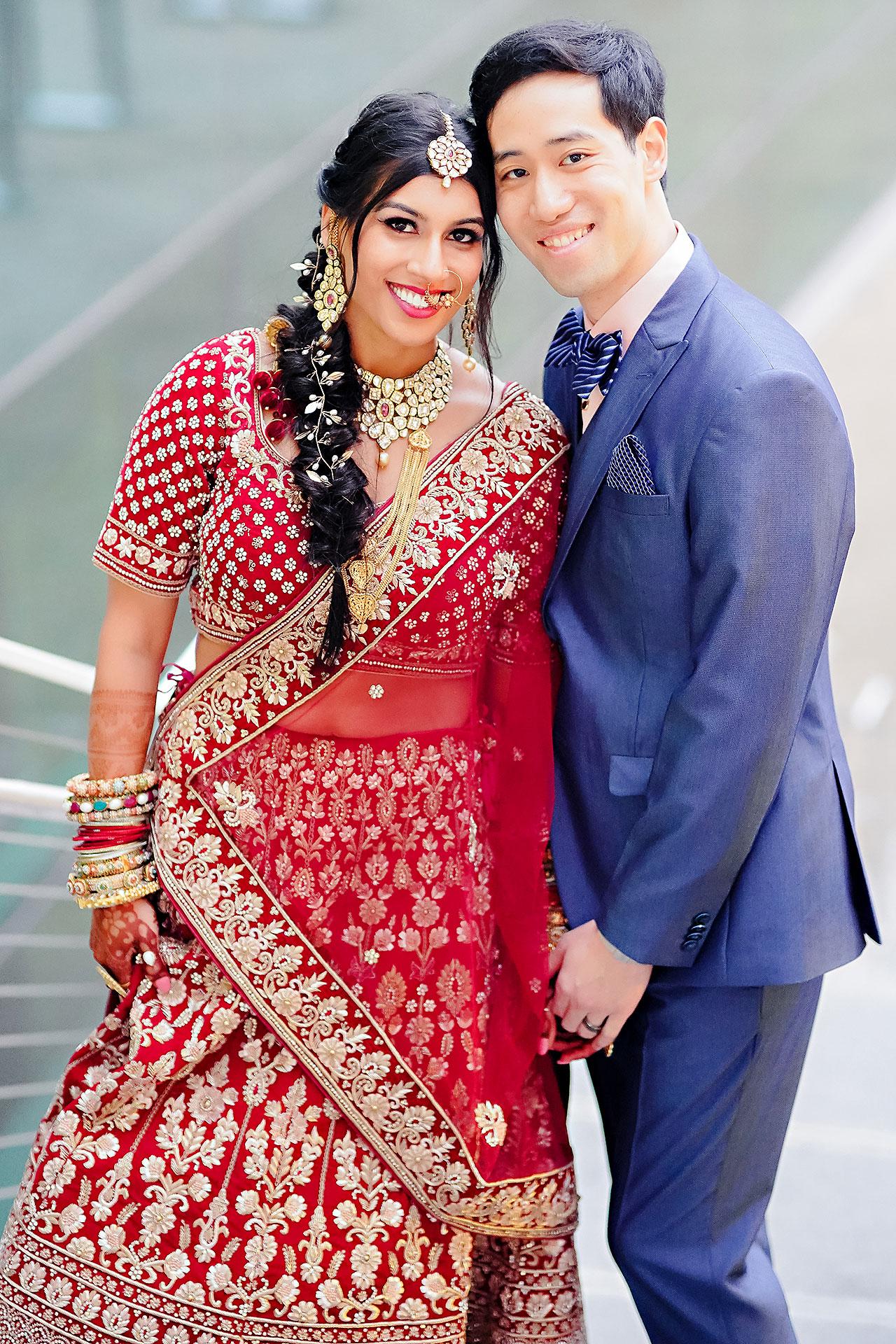 Ritika Jason Chinese Indian Fusion Wedding Ceremony 196