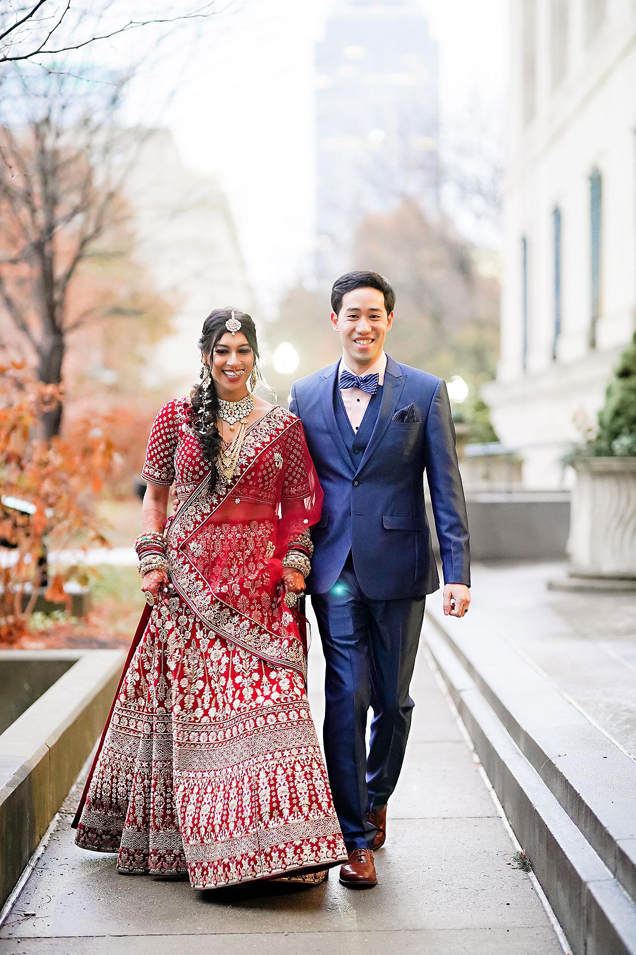 Ritika Jason Chinese Indian Fusion Wedding Ceremony 193