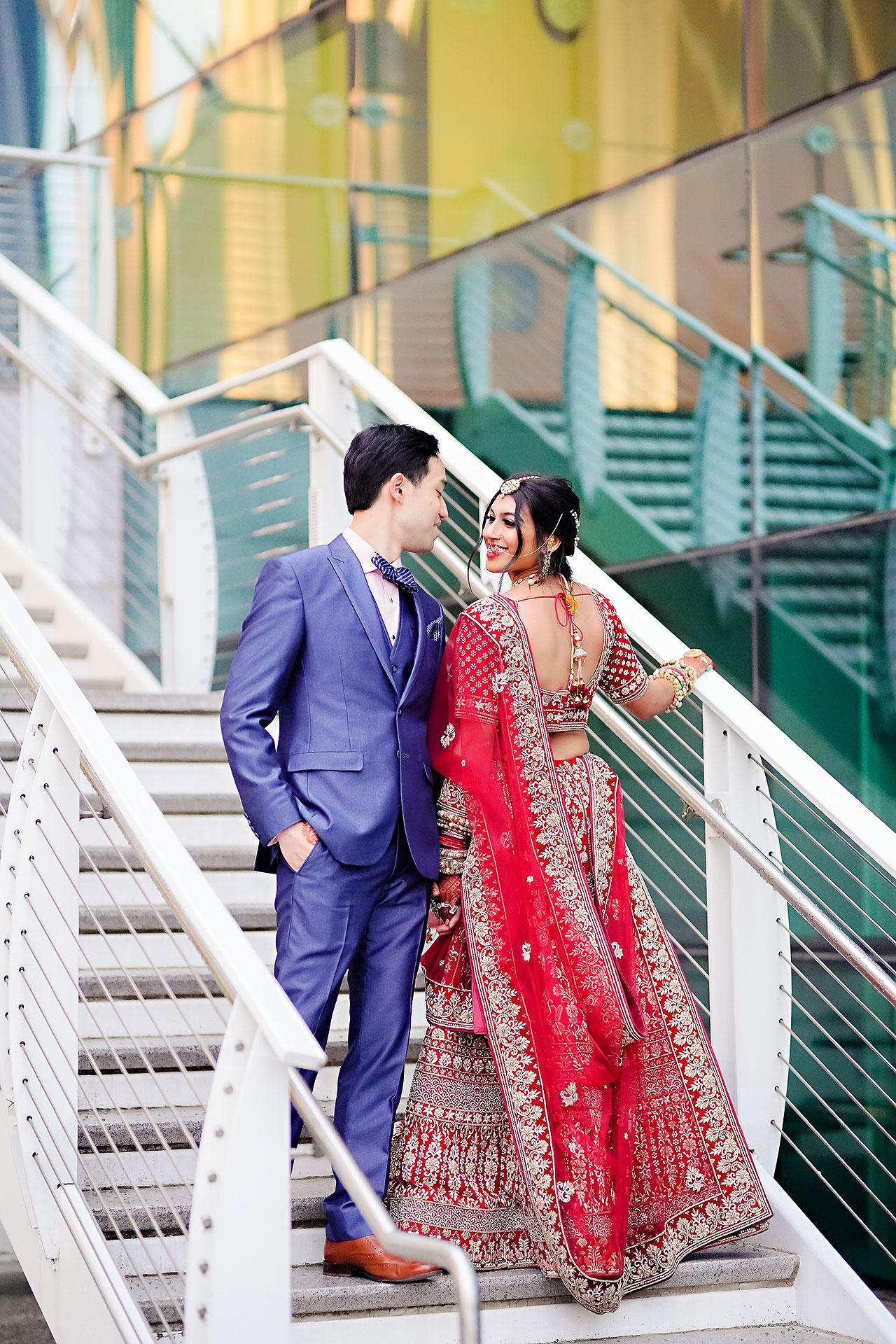 Ritika Jason Chinese Indian Fusion Wedding Ceremony 194