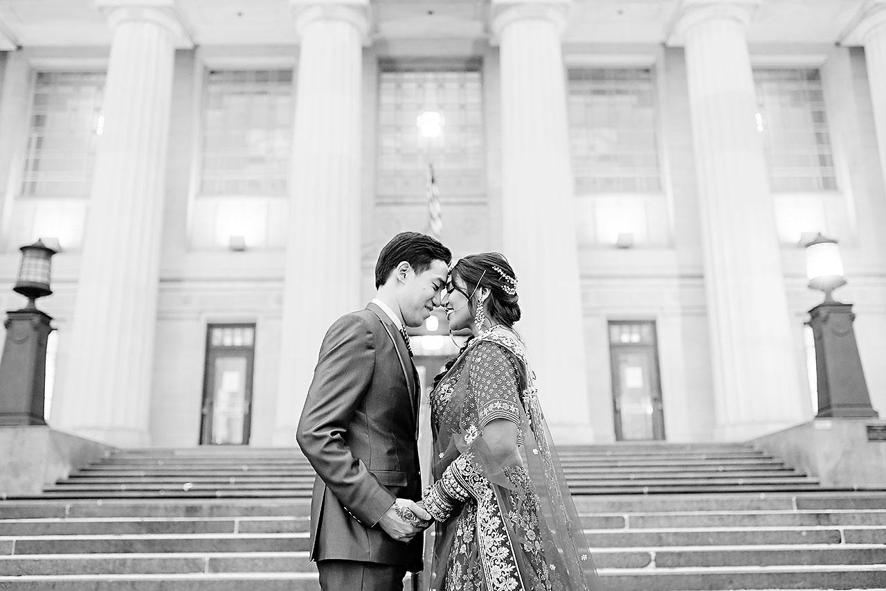 Ritika Jason Chinese Indian Fusion Wedding Ceremony 187