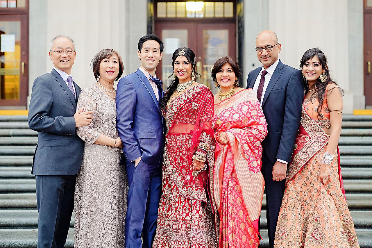 Ritika Jason Chinese Indian Fusion Wedding Ceremony 189