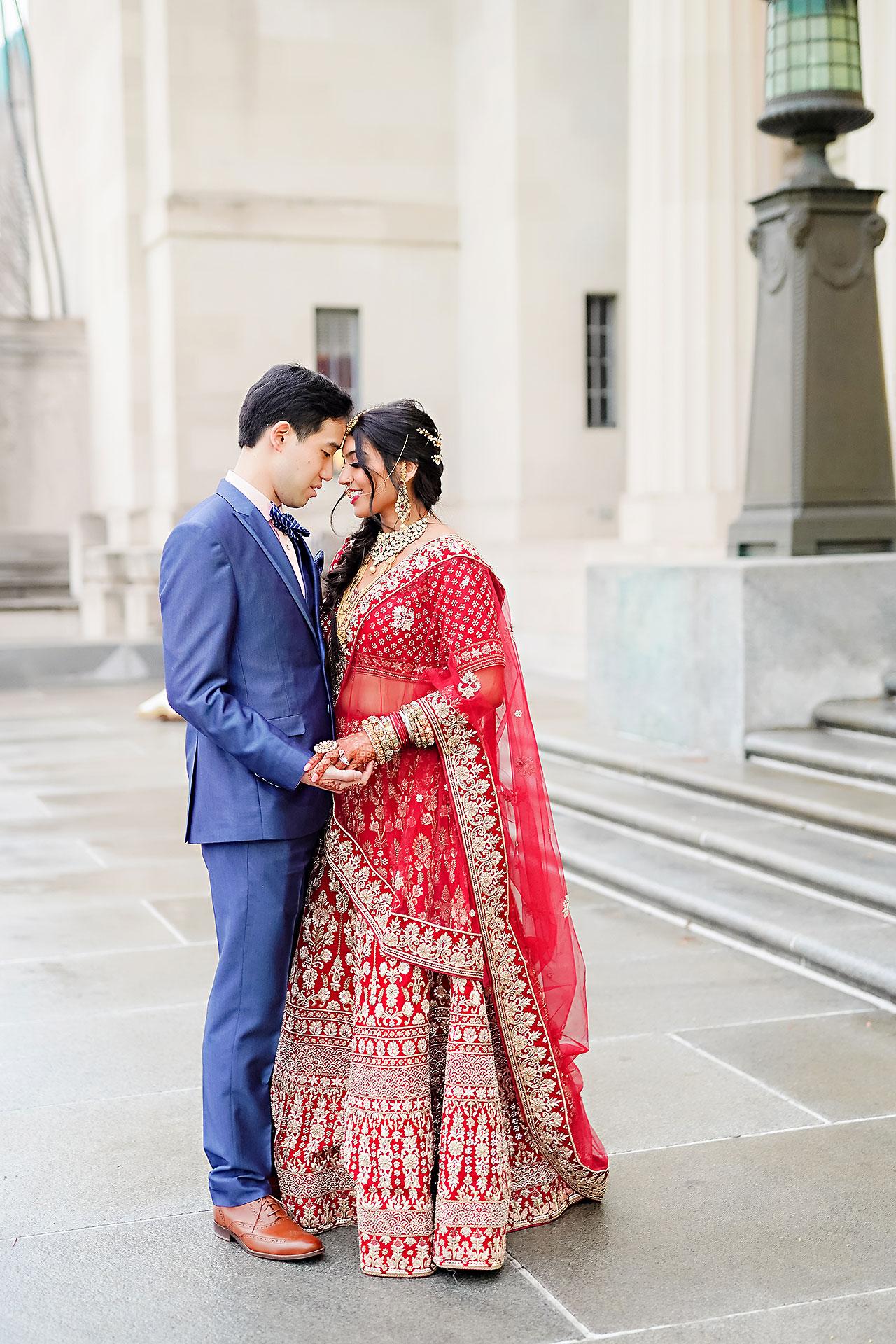 Ritika Jason Chinese Indian Fusion Wedding Ceremony 186